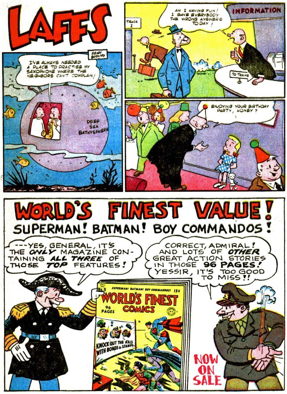 Boy Commandos issue 2 - Page 15
