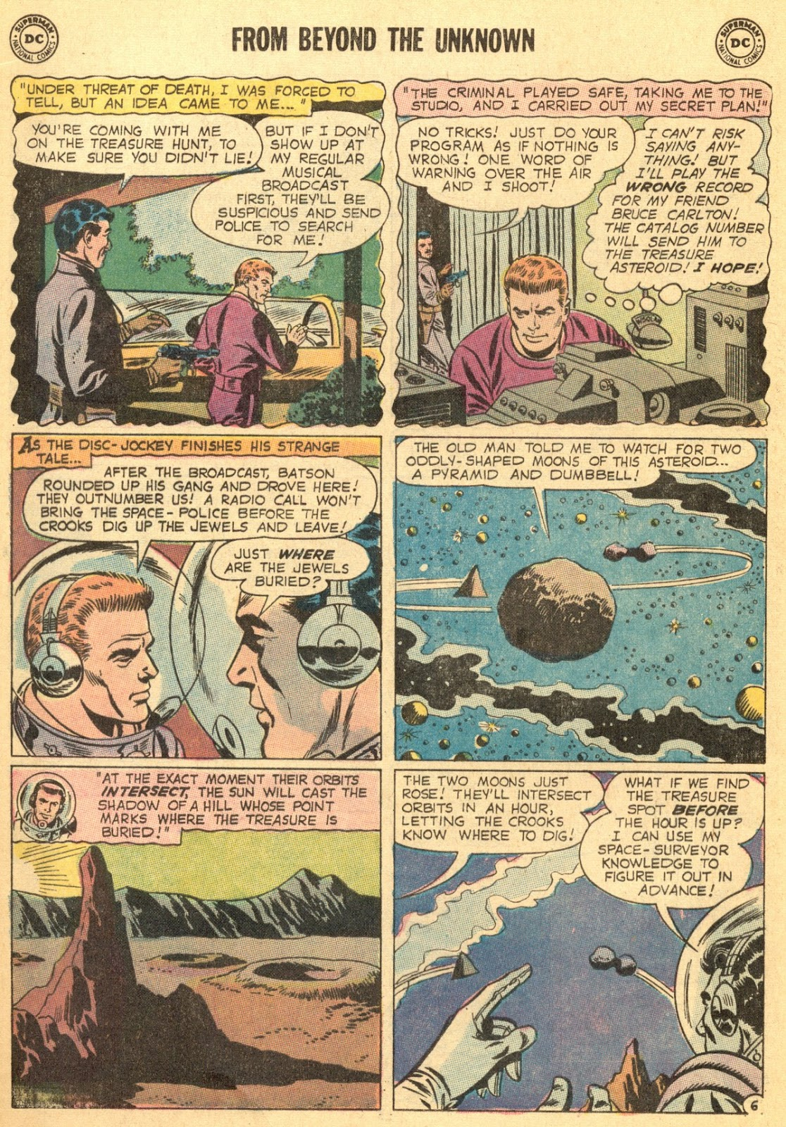 From Beyond the Unknown (1969) issue 9 - Page 16