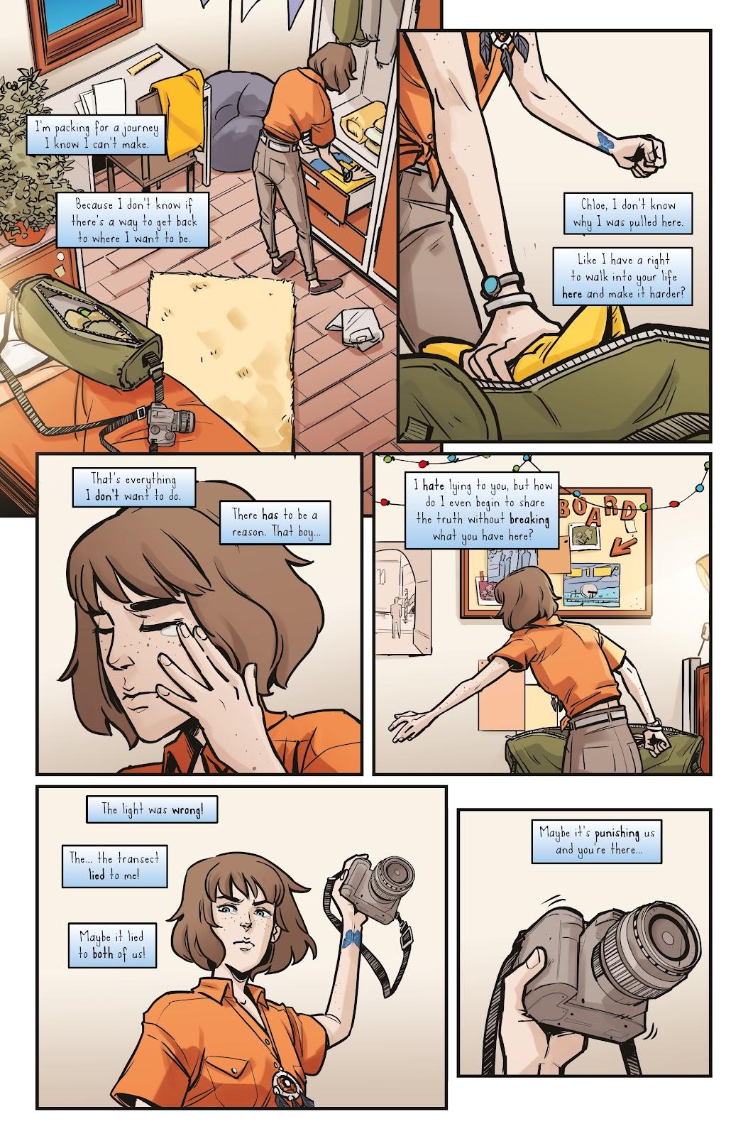 Read online Life is Strange comic -  Issue #6 - 22