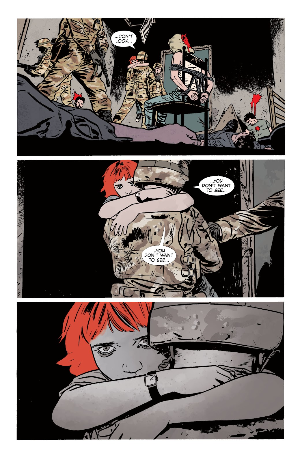 Read online Detective Comics (1937) comic -  Issue # _TPB Batwoman – Elegy (New Edition) (Part 1) - 98