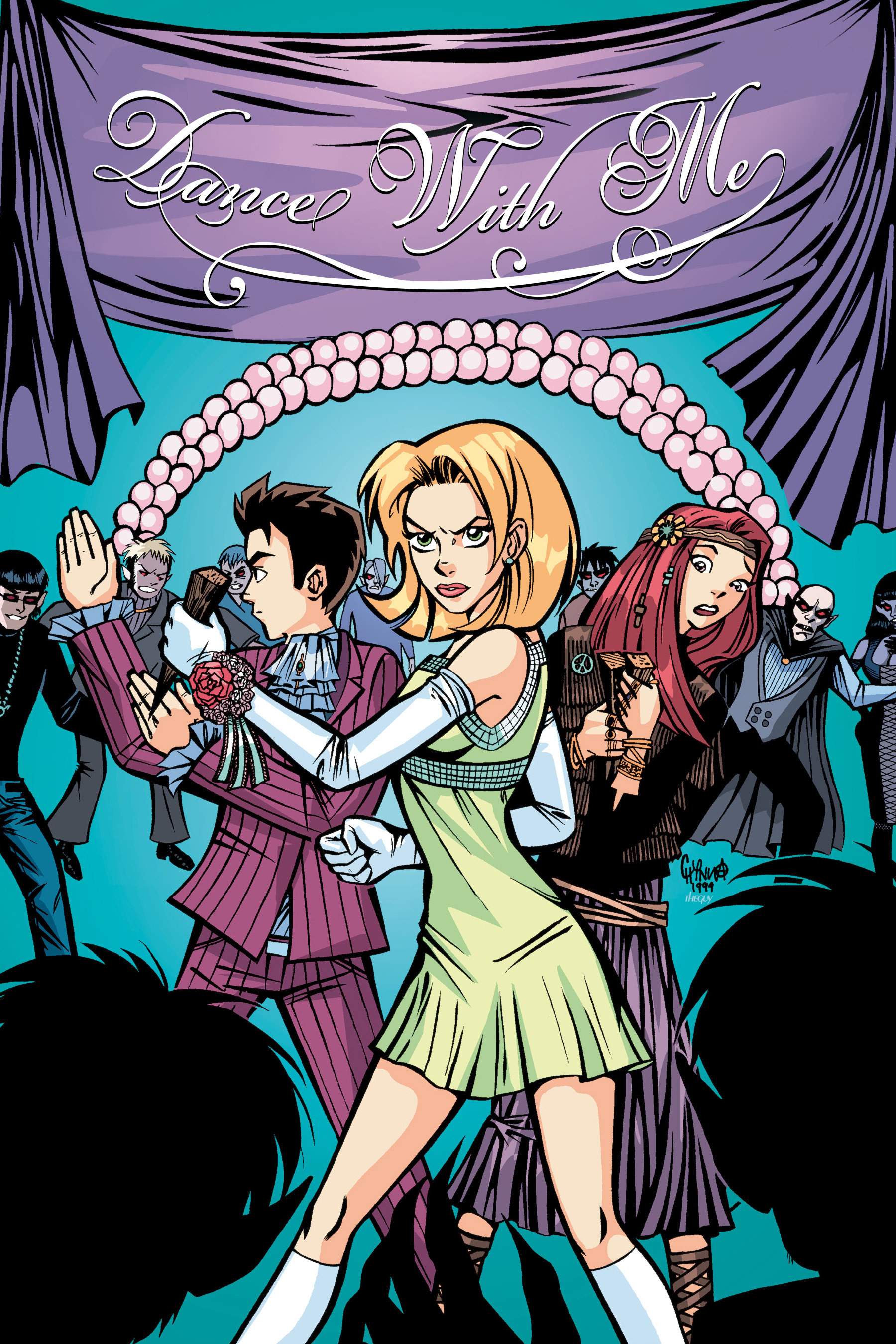 Read online Buffy the Vampire Slayer: Omnibus comic -  Issue # TPB 3 - 77