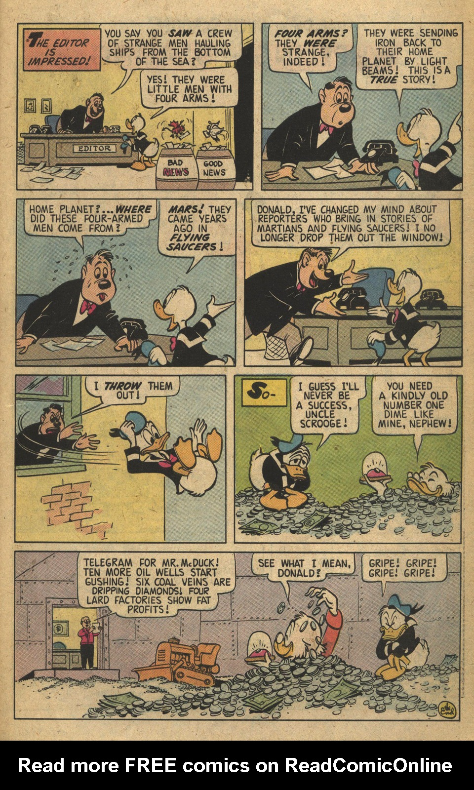 Read online Uncle Scrooge (1953) comic -  Issue #149 - 27