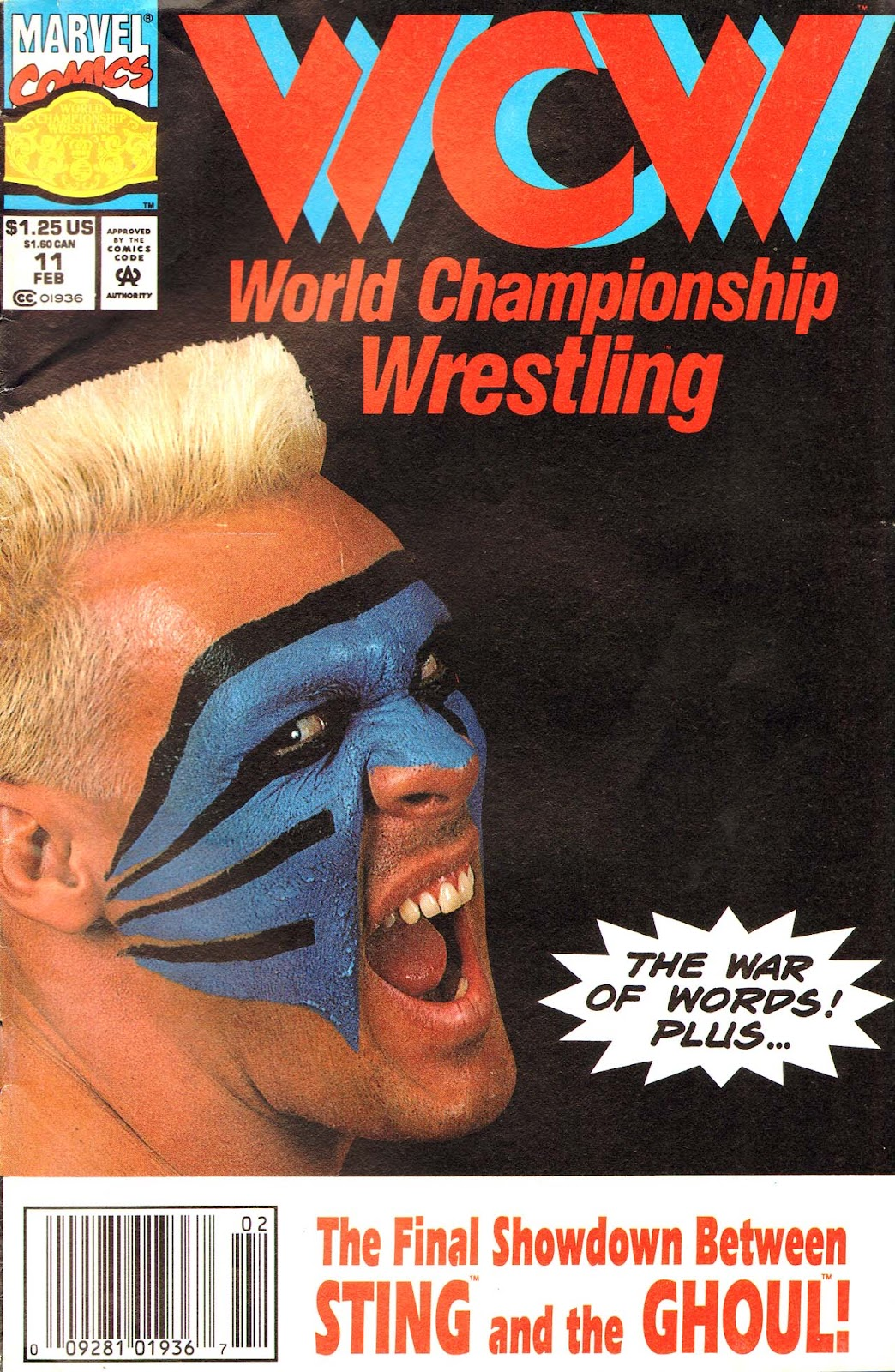WCW World Championship Wrestling 11 Page 1