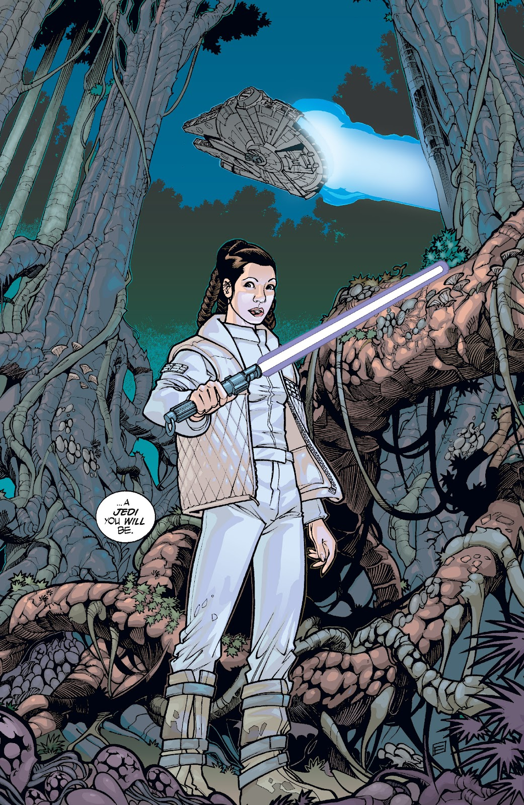 Read online Star Wars Legends: Infinities - Epic Collection comic -  Issue # TPB (Part 2) - 46