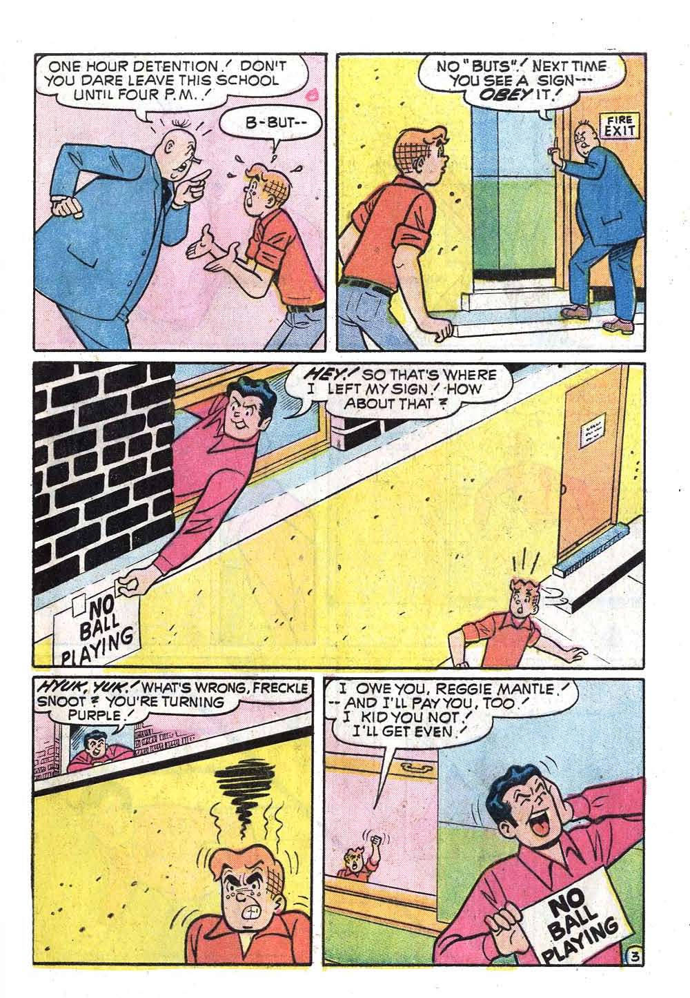 Read online Archie (1960) comic -  Issue #219 - 5