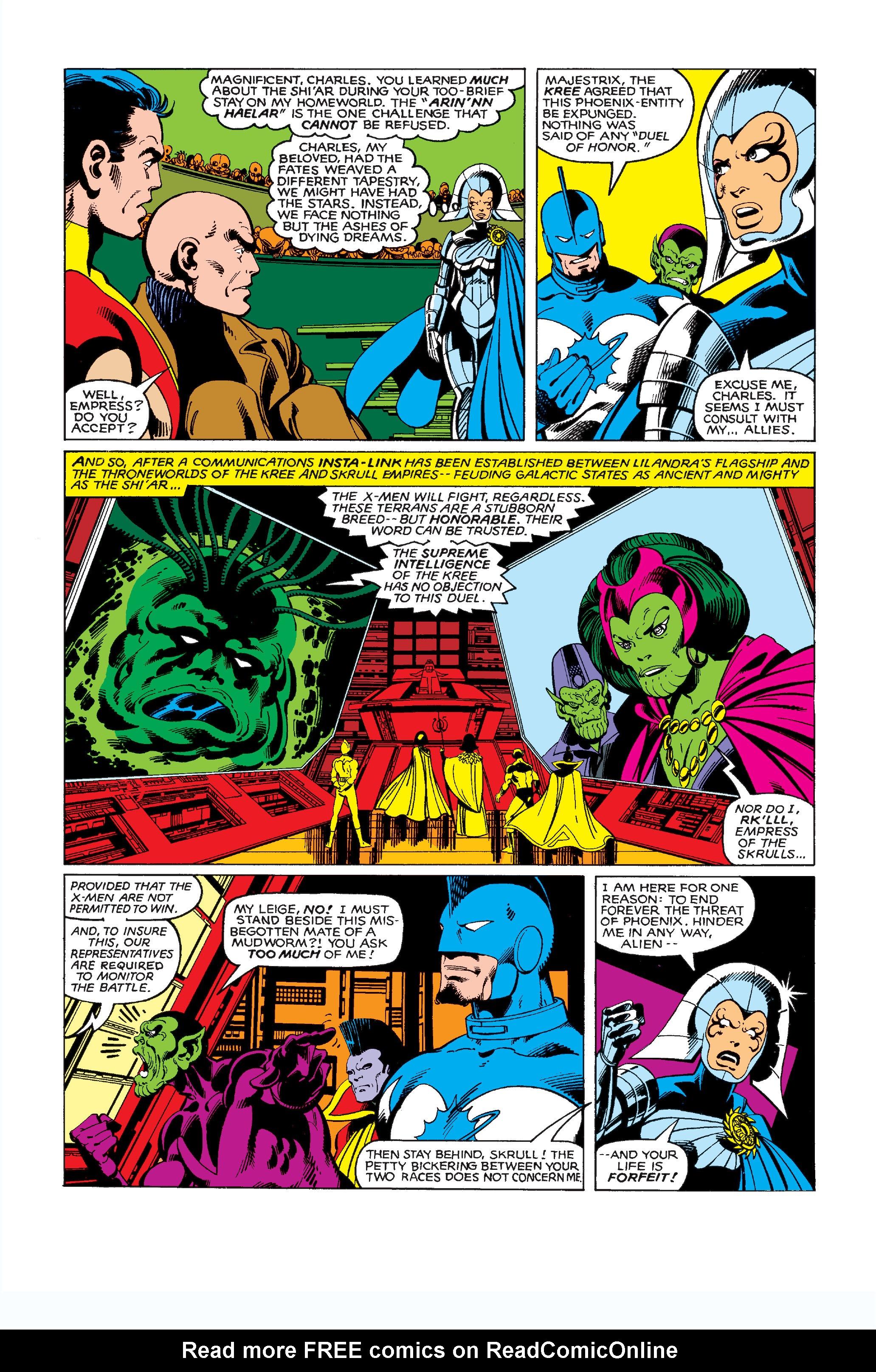 Uncanny X-Men (1963) 137 Page 5