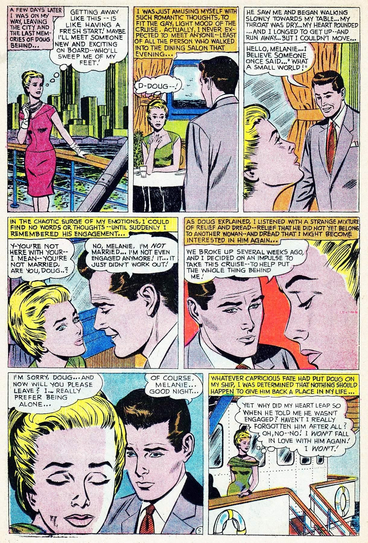 Read online Secret Hearts comic -  Issue #133 - 11