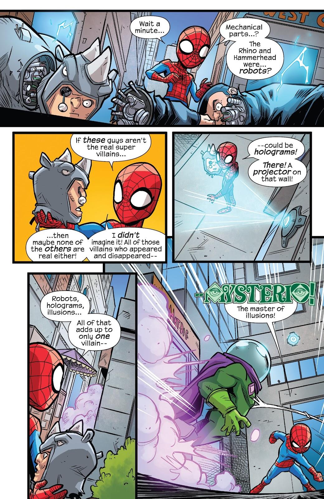 Read online Marvel Super Hero Adventures: Spider-Man – Web Designers comic -  Issue # Full - 19