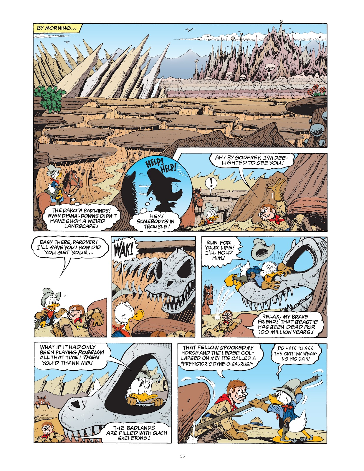 Read online The Complete Life and Times of Scrooge McDuck comic -  Issue # TPB 1 (Part 1) - 60