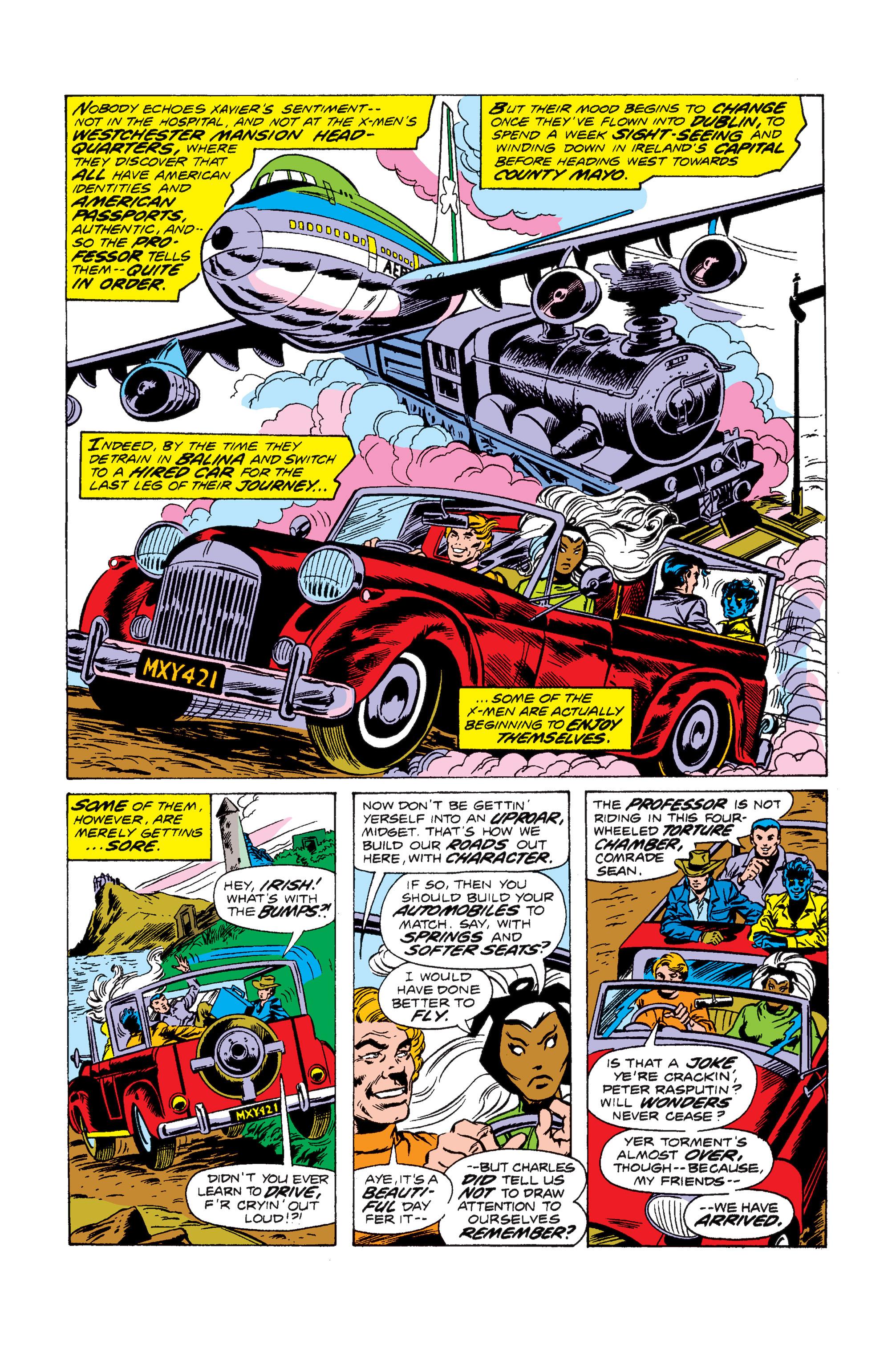 Uncanny X-Men (1963) 101 Page 10
