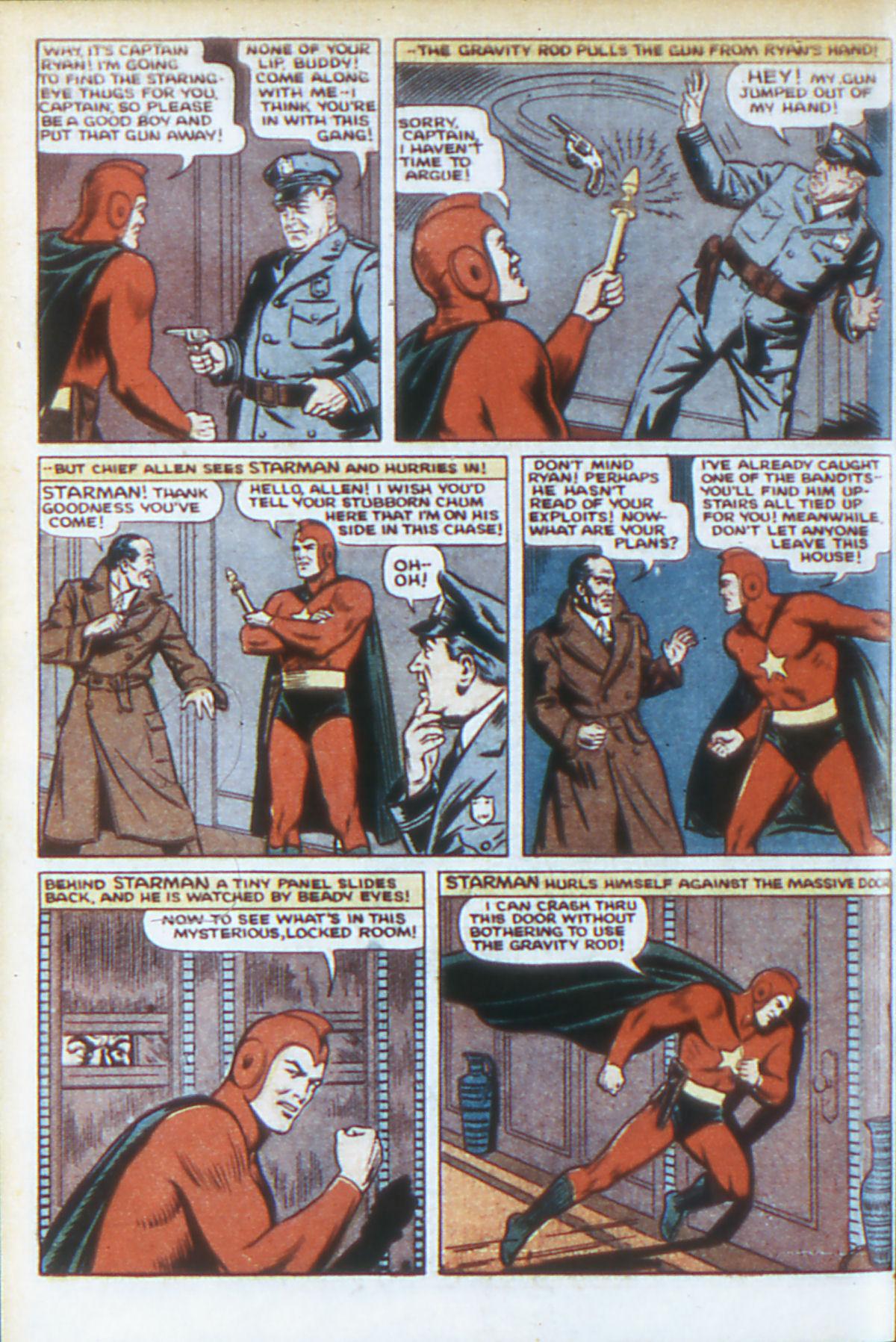 Read online Adventure Comics (1938) comic -  Issue #64 - 11