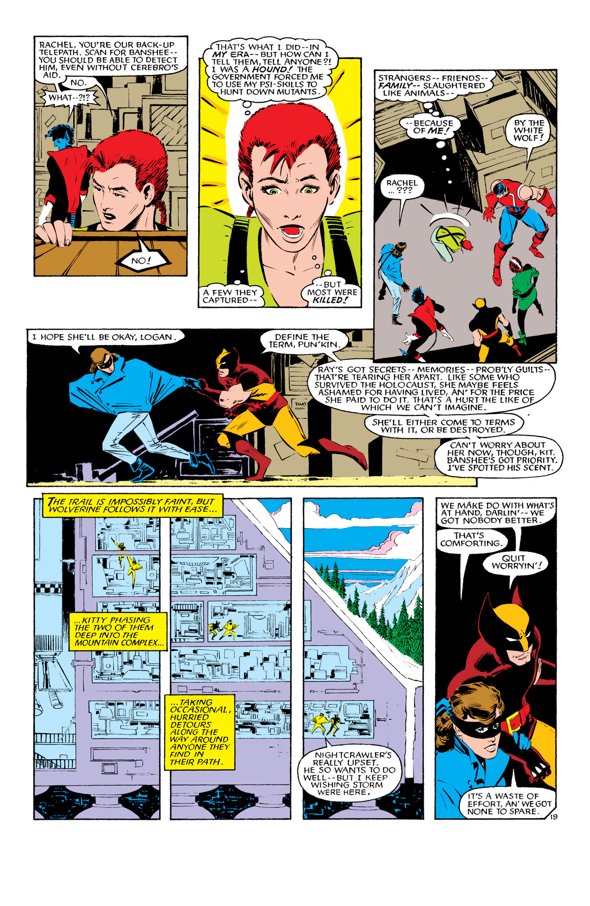 Read online Uncanny X-Men (1963) comic -  Issue #193 - 20