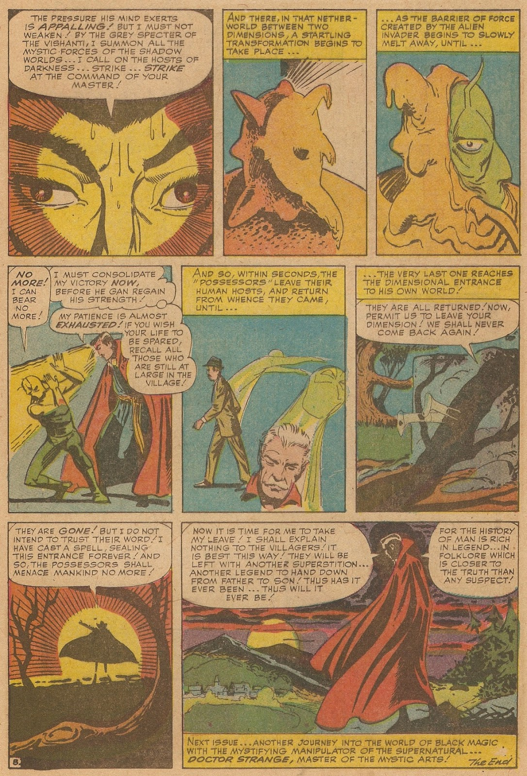 Marvel Collectors' Item Classics issue 8 - Page 57