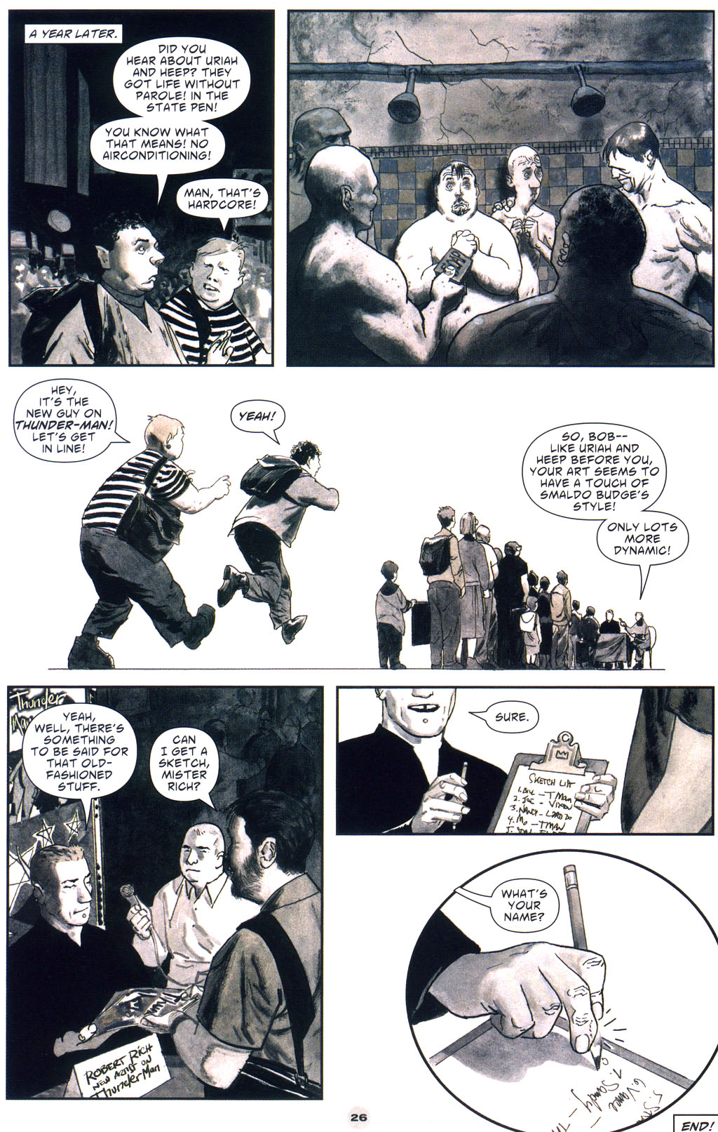 Read online Solo (2004) comic -  Issue #9 - 27