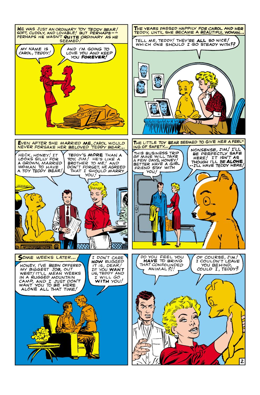 Read online Amazing Adventures (1961) comic -  Issue #3 - 17