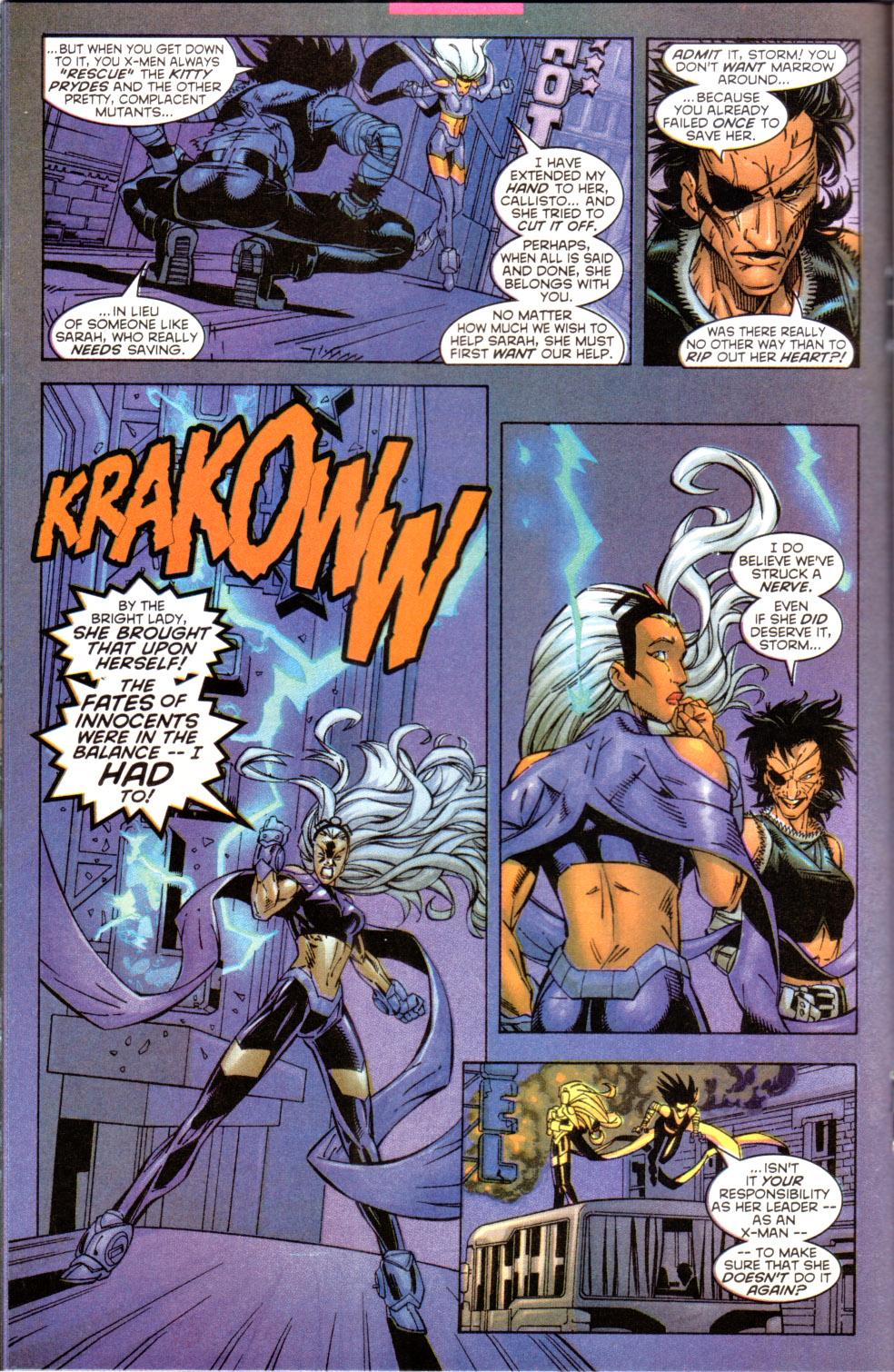 X-Men (1991) 79 Page 11