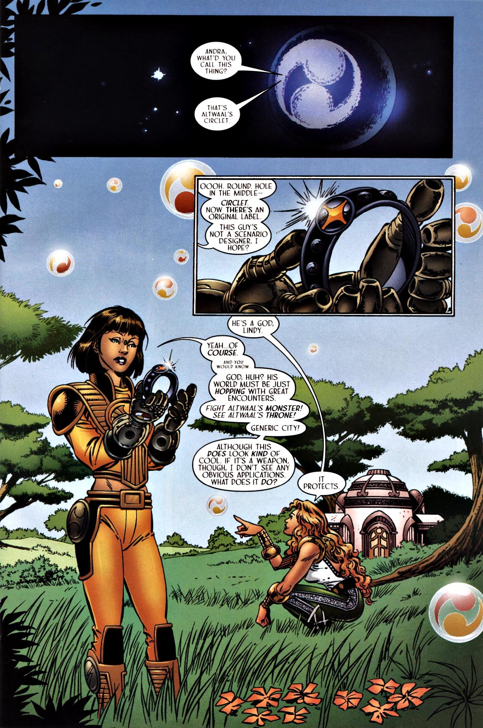 Read online Solus comic -  Issue #5 - 3