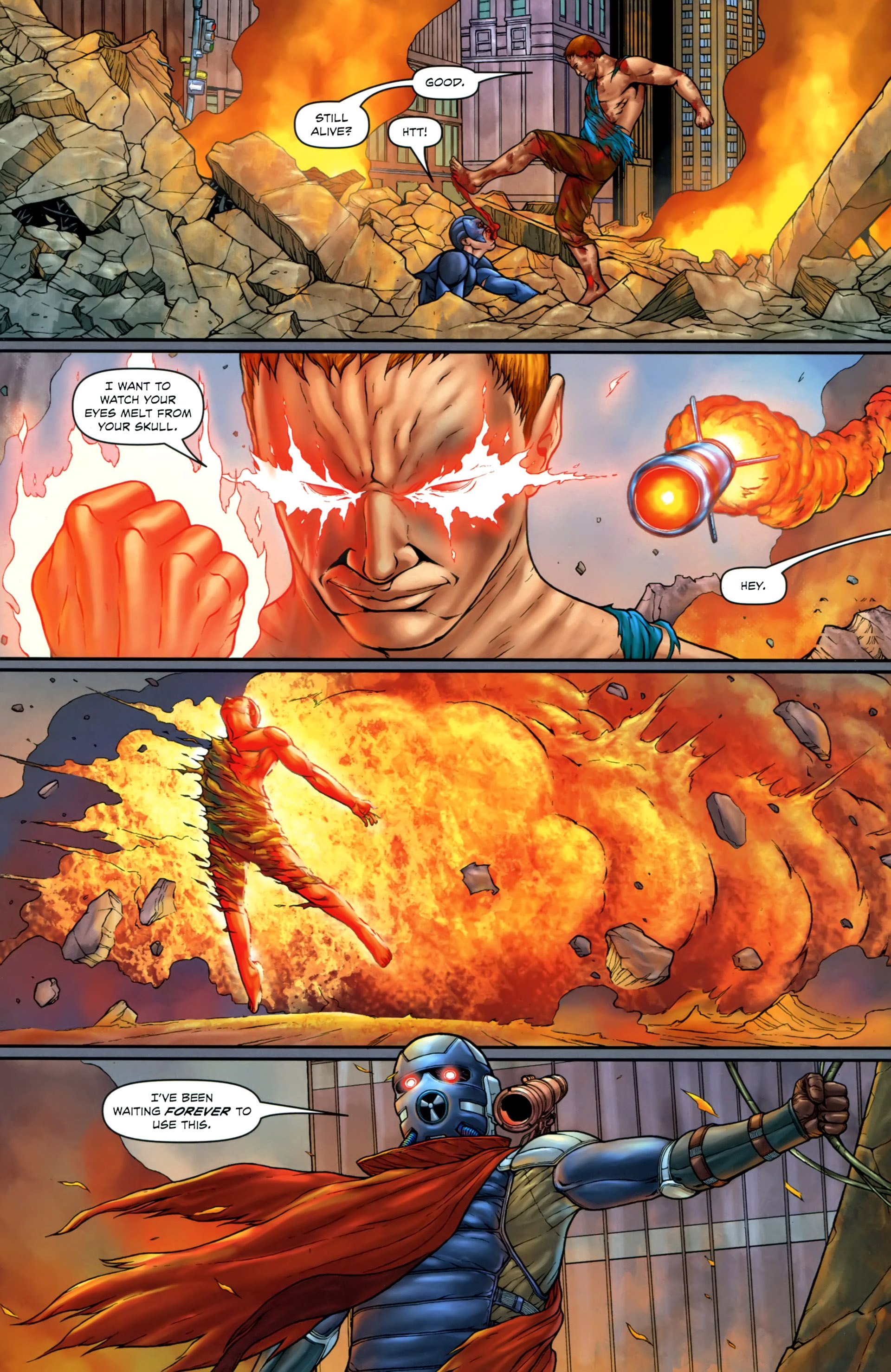Read online Absolution: Rubicon comic -  Issue #2 - 19
