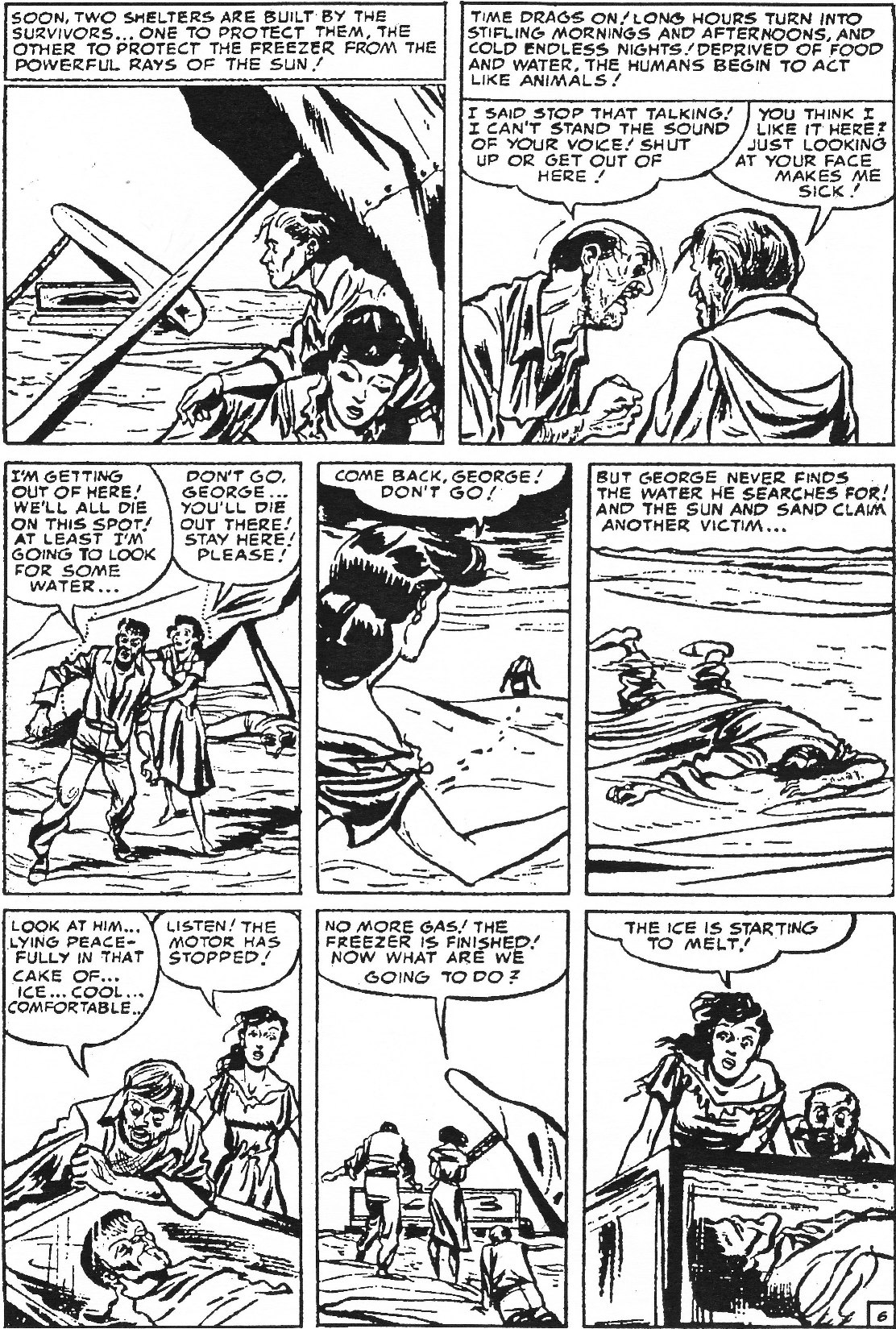 Read online Men of Mystery Comics comic -  Issue #63 - 18