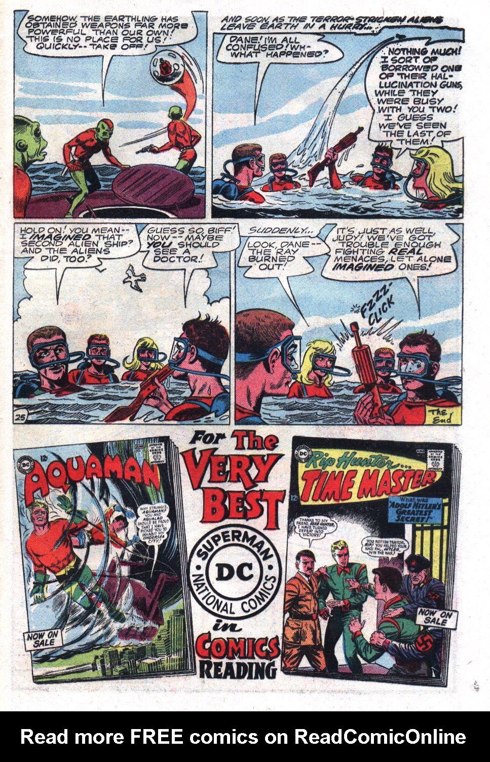 Read online Sea Devils comic -  Issue #17 - 33