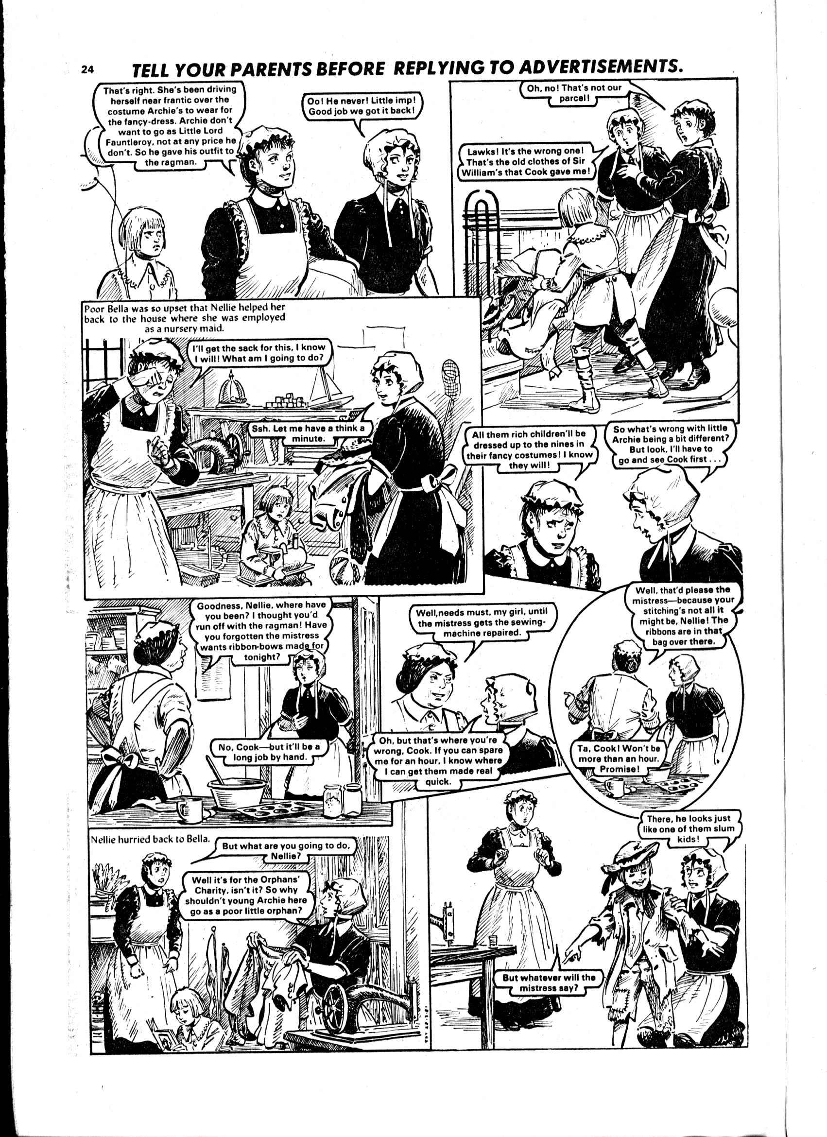 Read online Judy comic -  Issue #1107 - 24