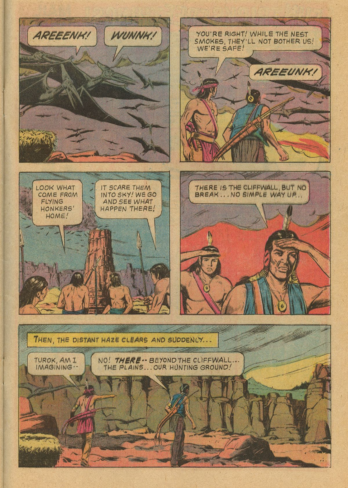 Read online Turok, Son of Stone comic -  Issue #99 - 29