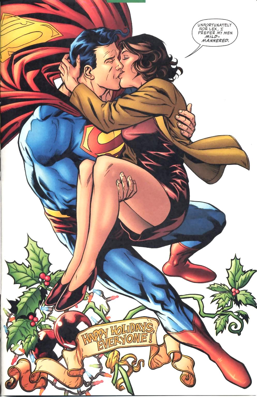 Read online Adventures of Superman (1987) comic -  Issue #575 - 23