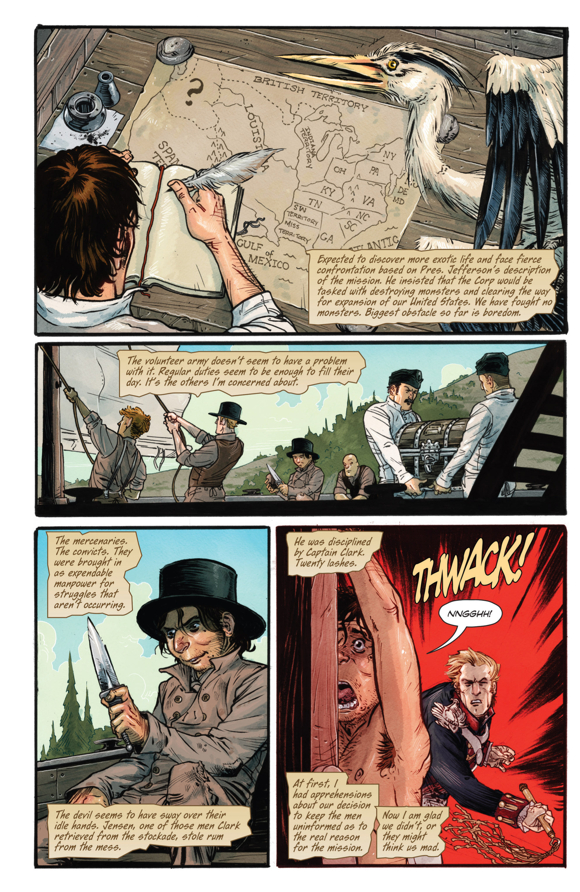 Read online Great Pacific comic -  Issue #11 - 28