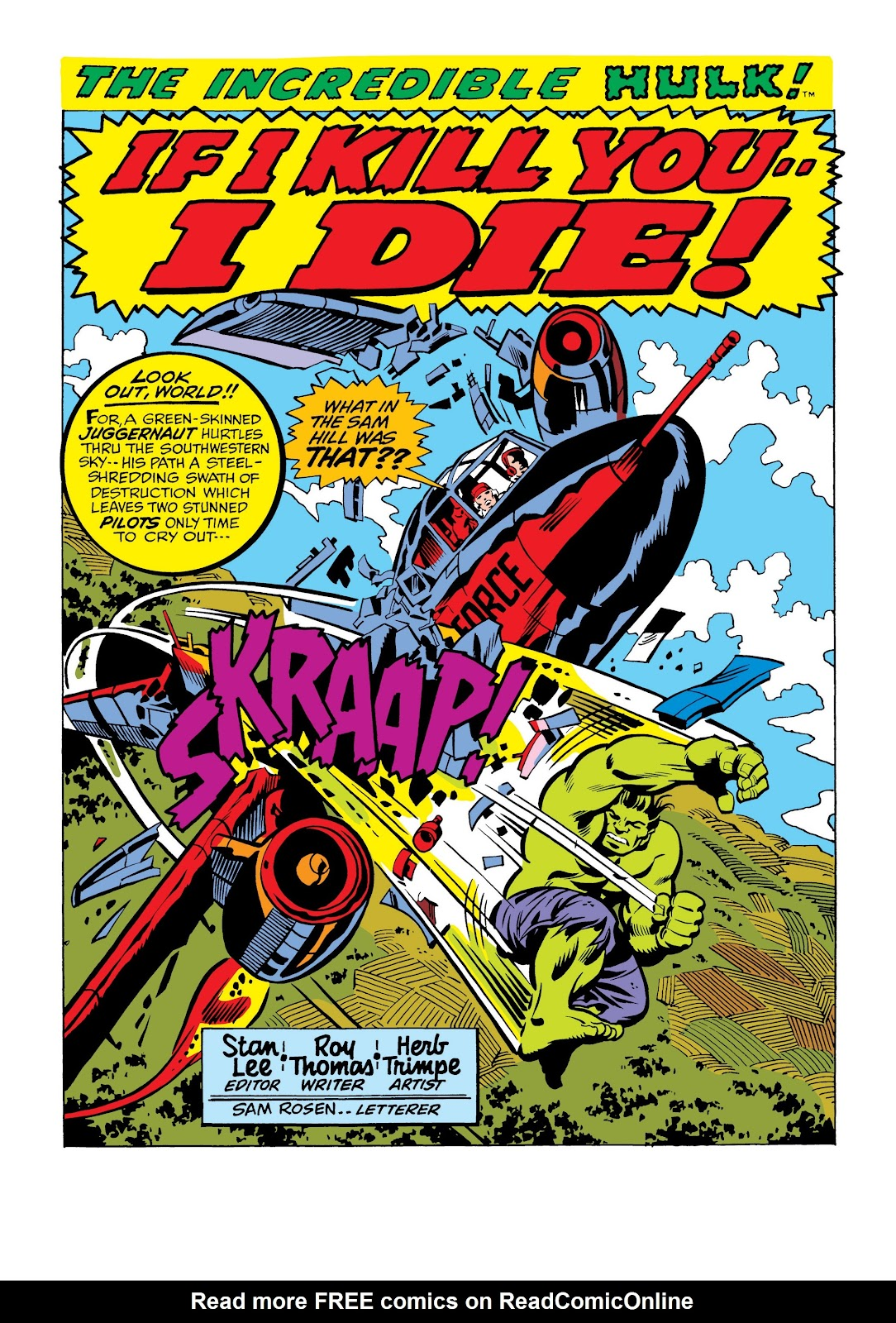 Read online Marvel Masterworks: The Incredible Hulk comic -  Issue # TPB 6 (Part 2) - 75