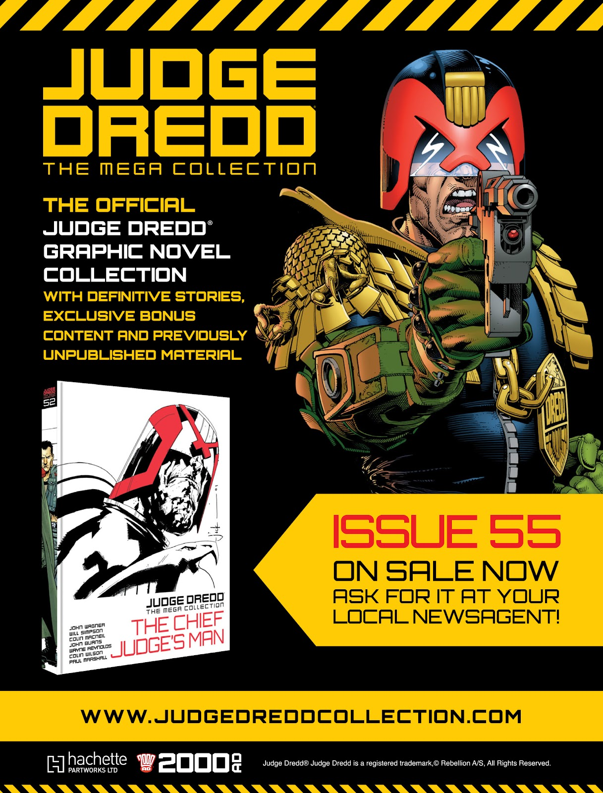 Judge Dredd Megazine (Vol. 5) Issue #381 #180 - English 63