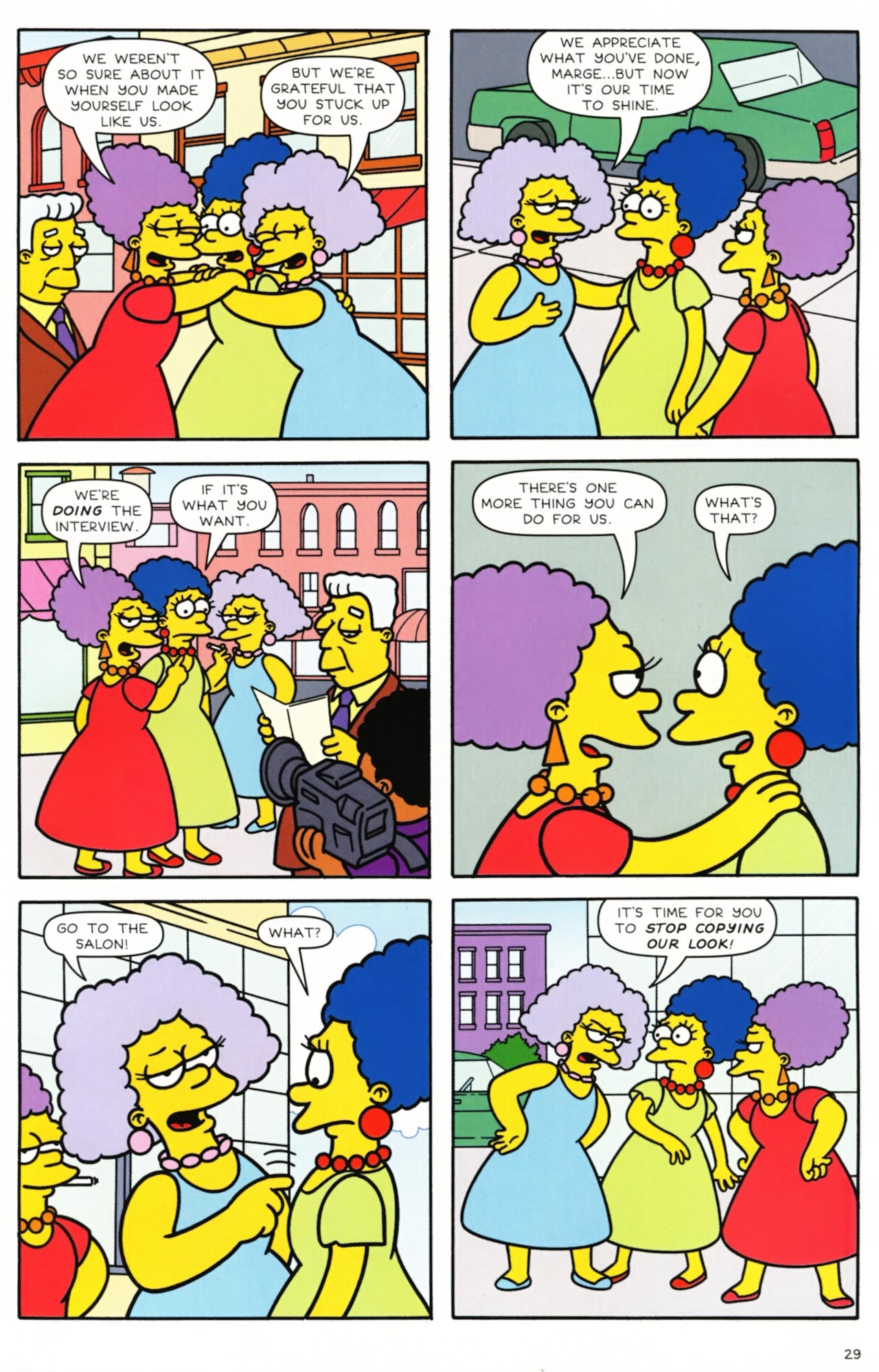 Read online Simpsons Comics comic -  Issue #157 - 25