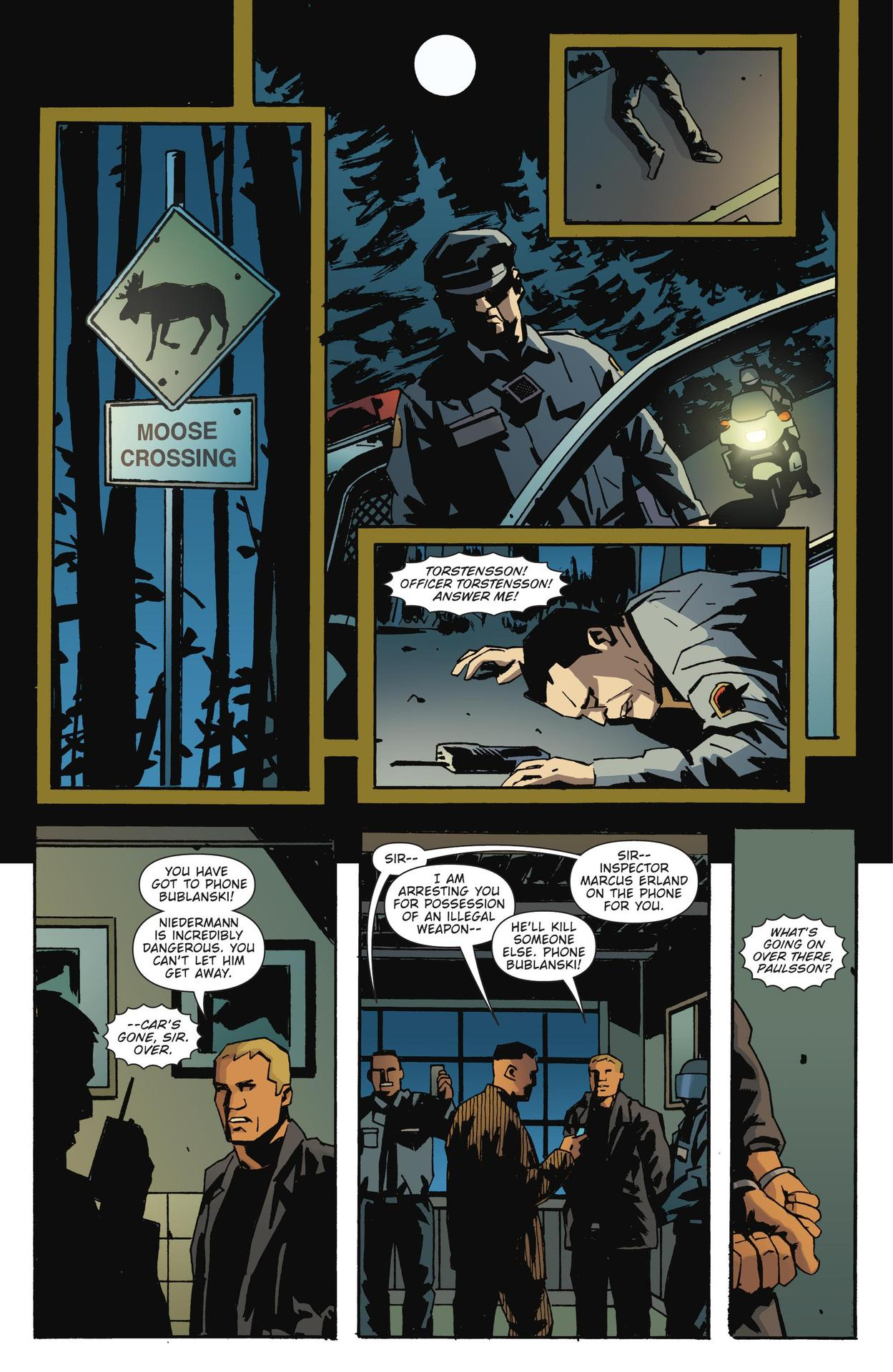 Read online The Girl Who Kicked The Hornet's Nest comic -  Issue # TPB - 12
