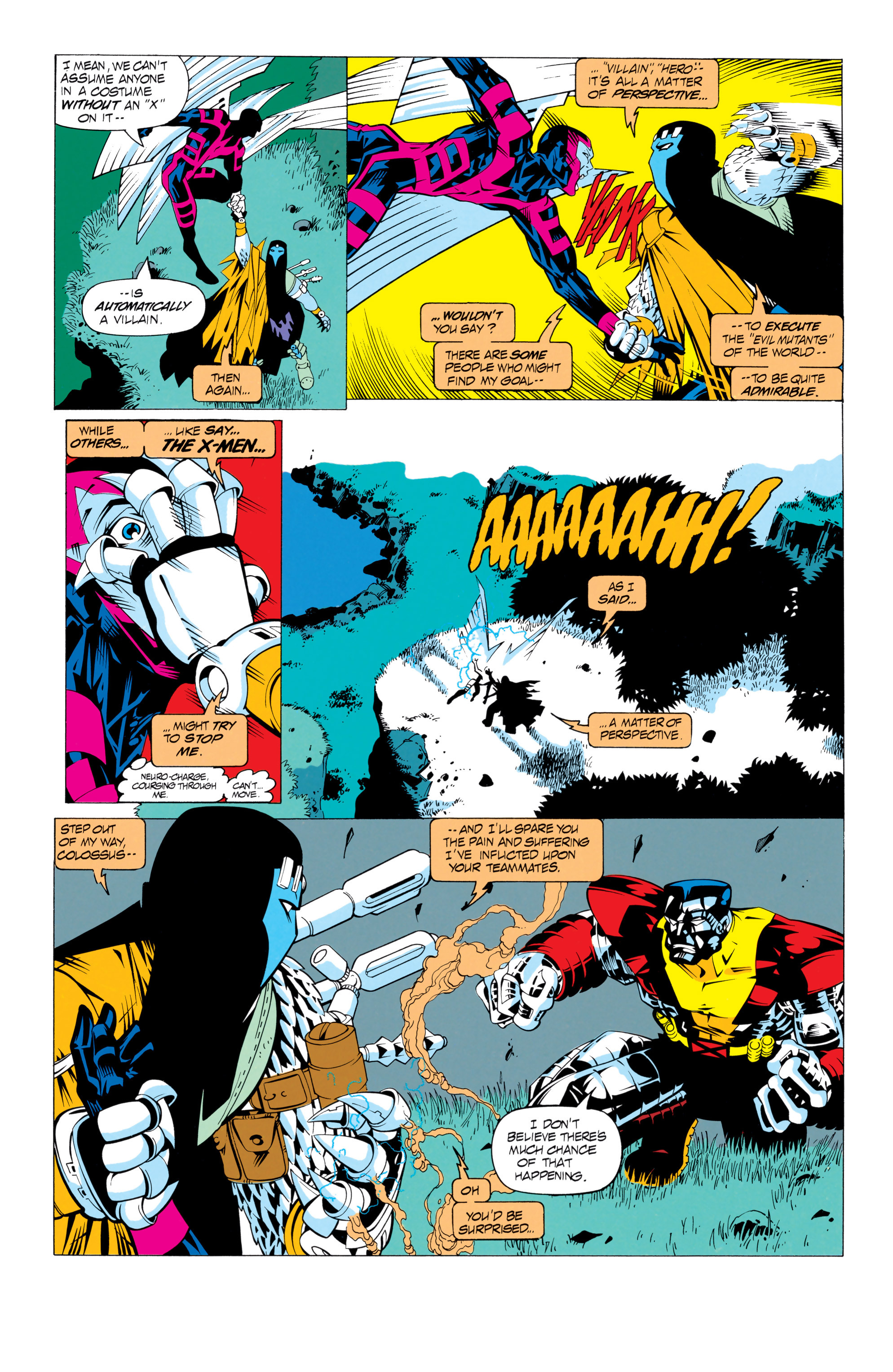 Read online Uncanny X-Men (1963) comic -  Issue # _Annual 17 - 30