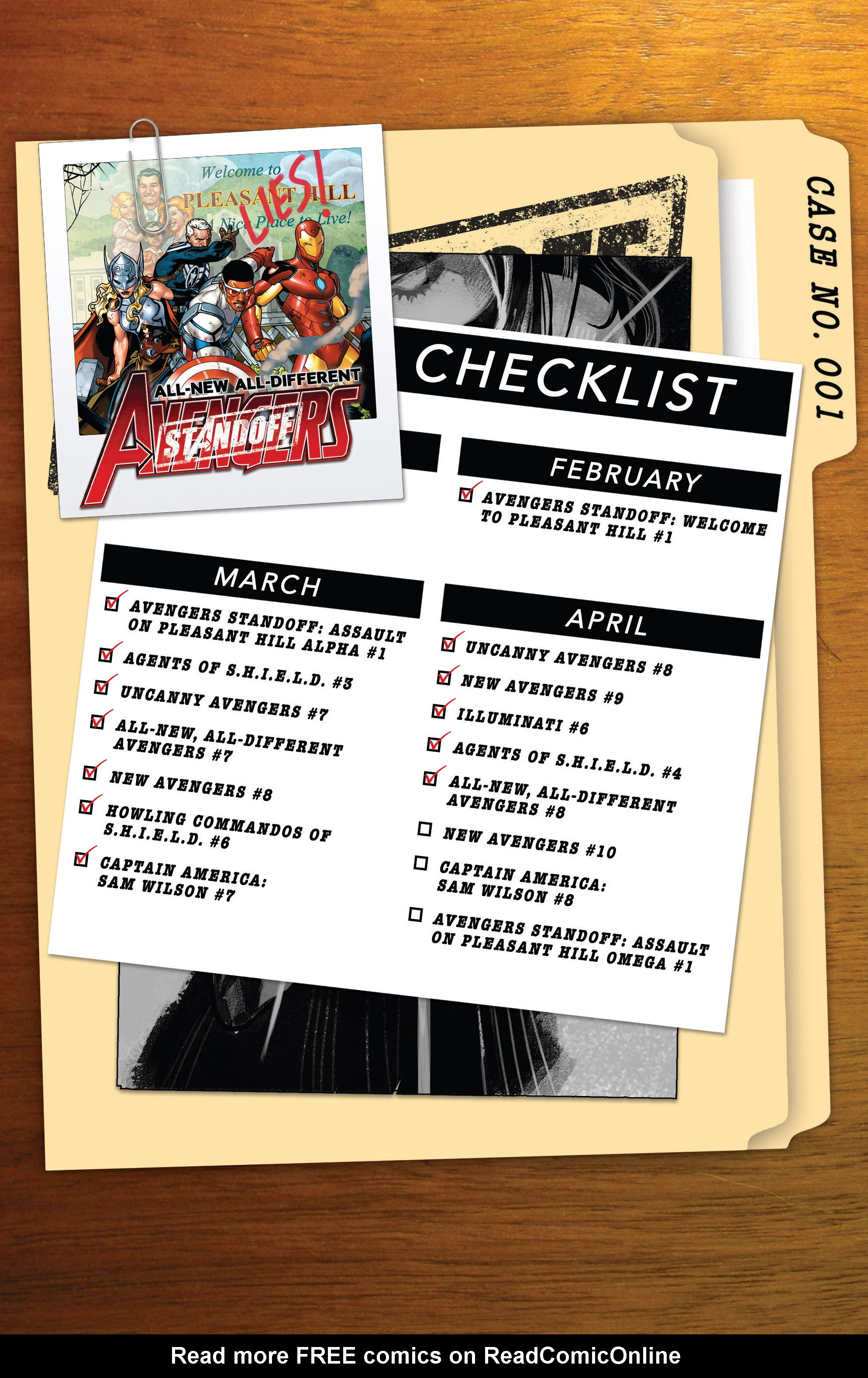 Read online All-New, All-Different Avengers comic -  Issue #8 - 23