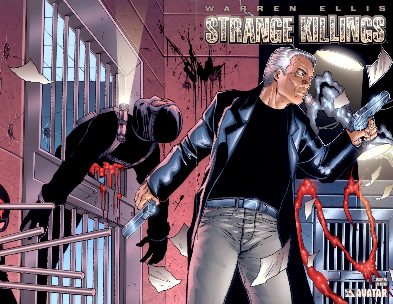 Strange Killings 2 Page 1