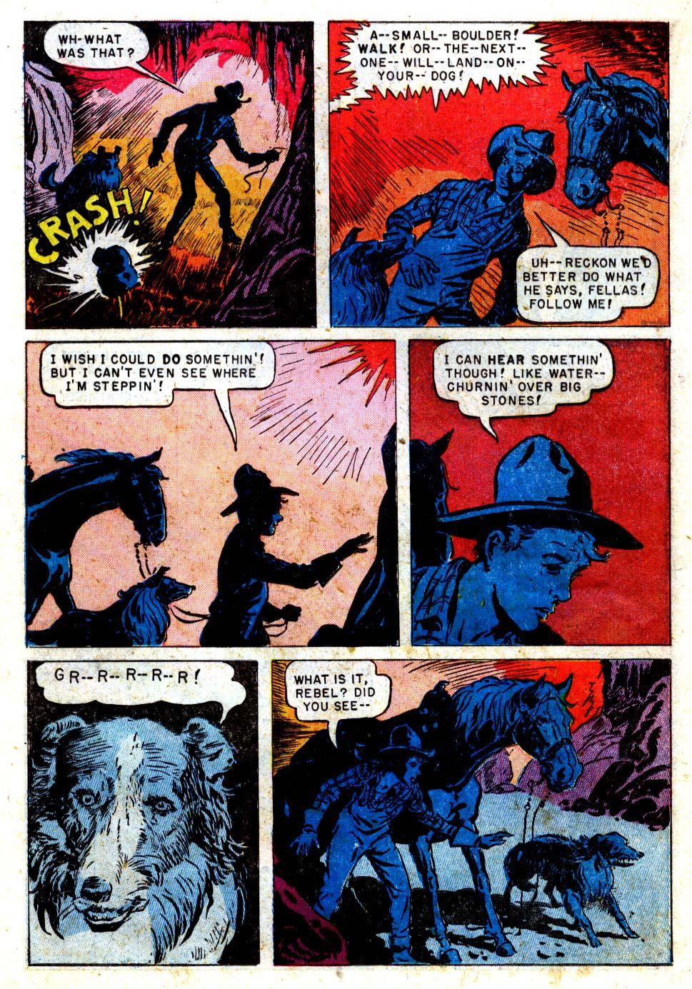 Four Color Comics issue 287 - Page 26