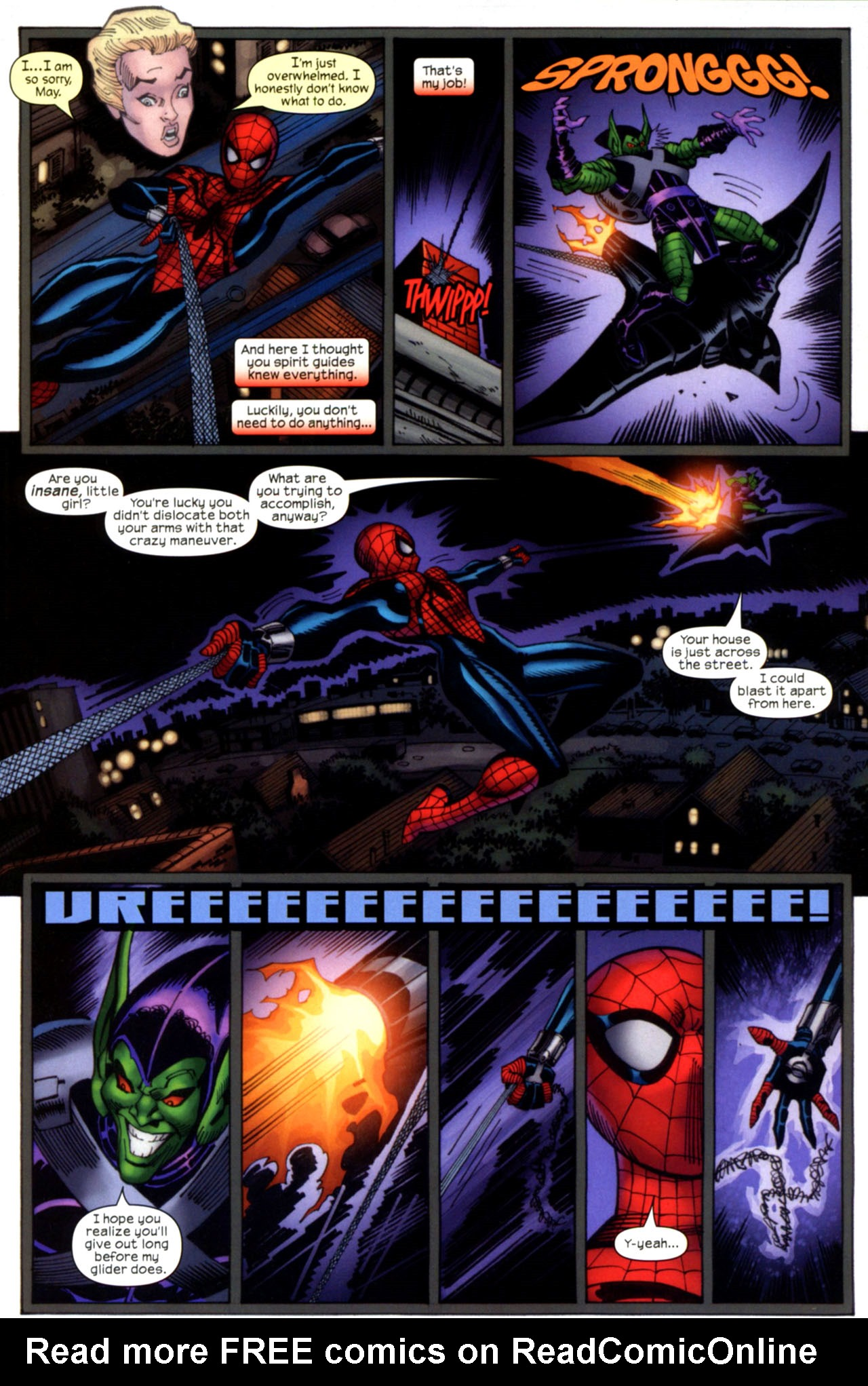 Read online Amazing Spider-Girl comic -  Issue #28 - 21