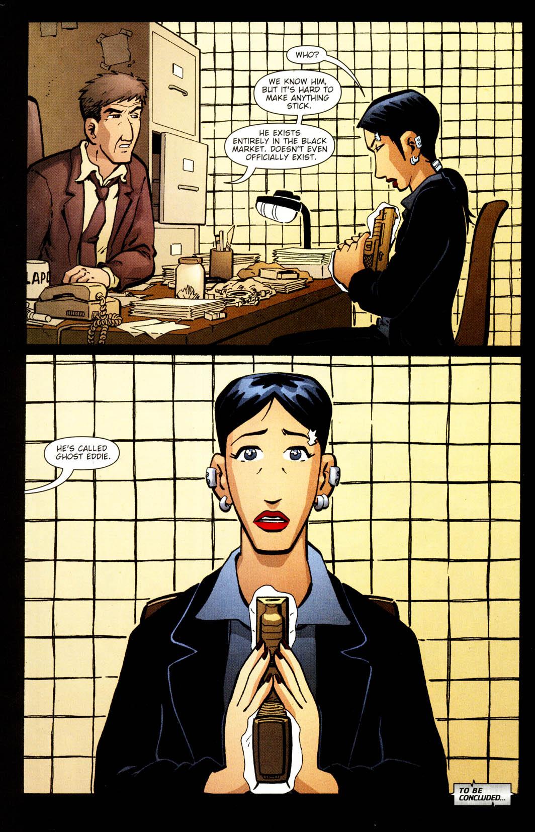 Read online Mek comic -  Issue #2 - 25