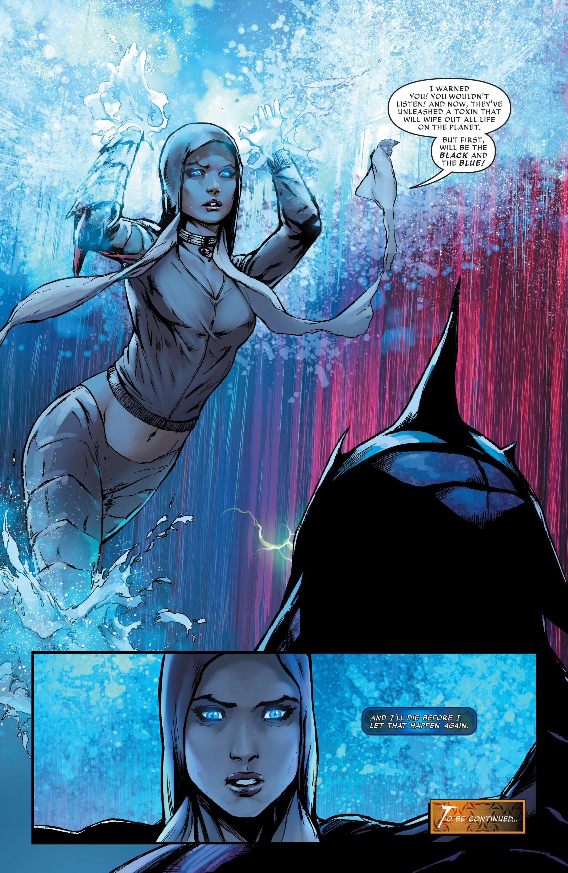 Read online Aspen Universe: Revelations comic -  Issue #4 - 21