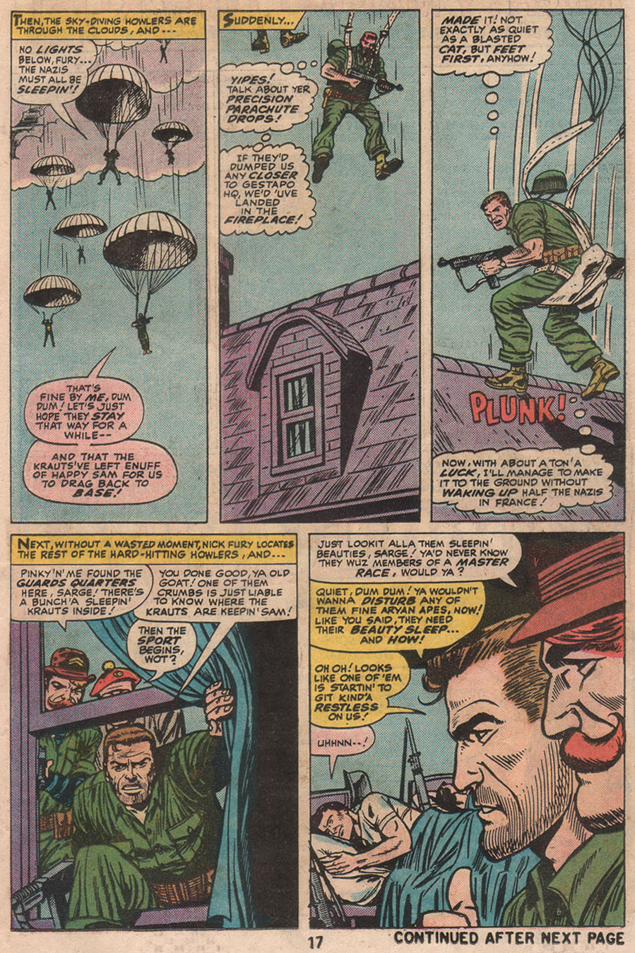 Read online Sgt. Fury comic -  Issue #133 - 19