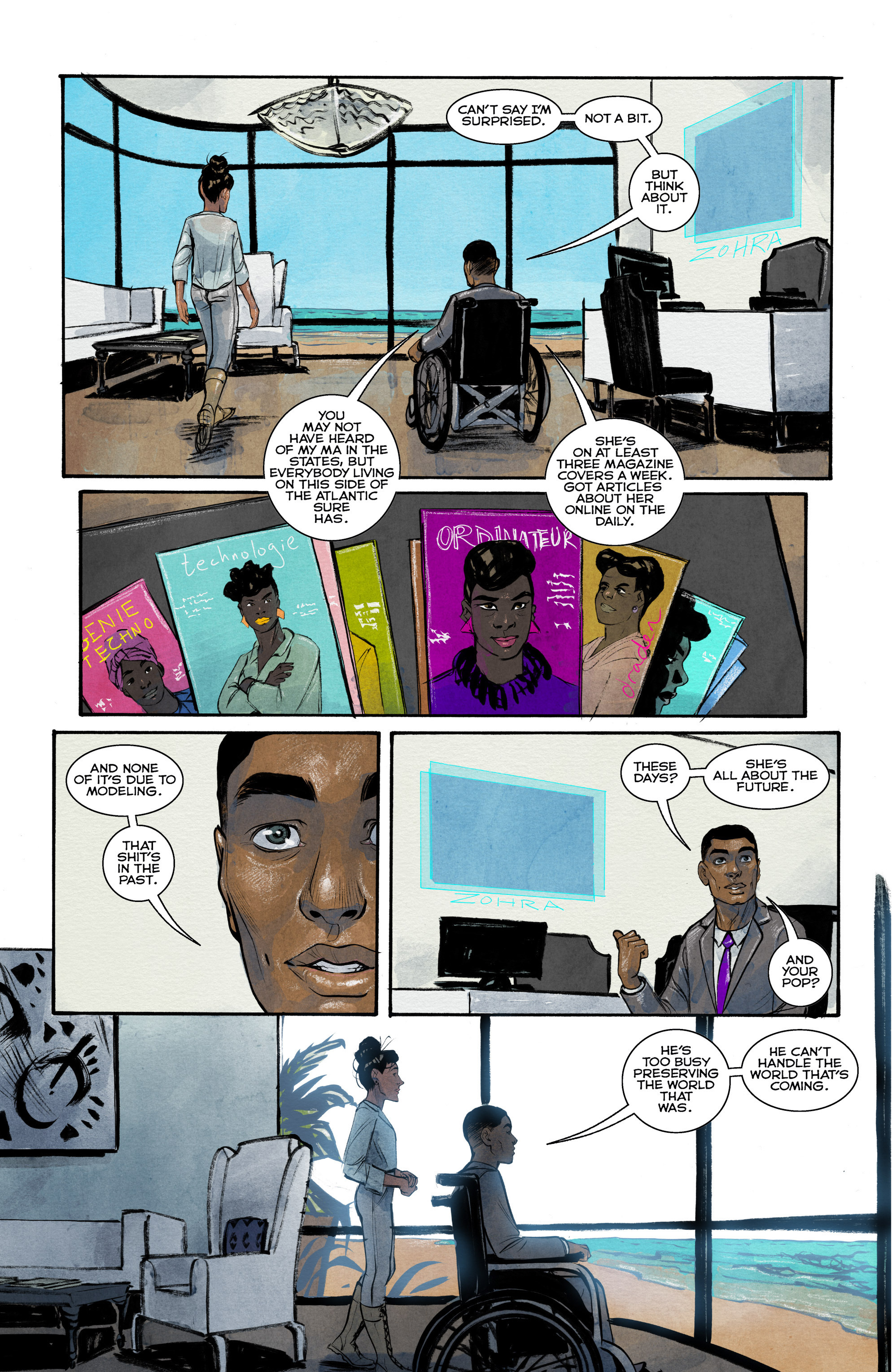 Read online Shutter comic -  Issue #21 - 14