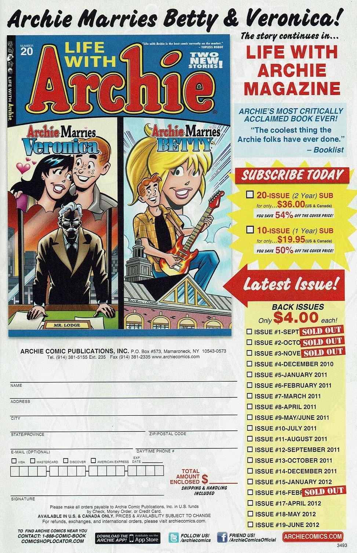 Read online Kevin Keller comic -  Issue #3 - 18