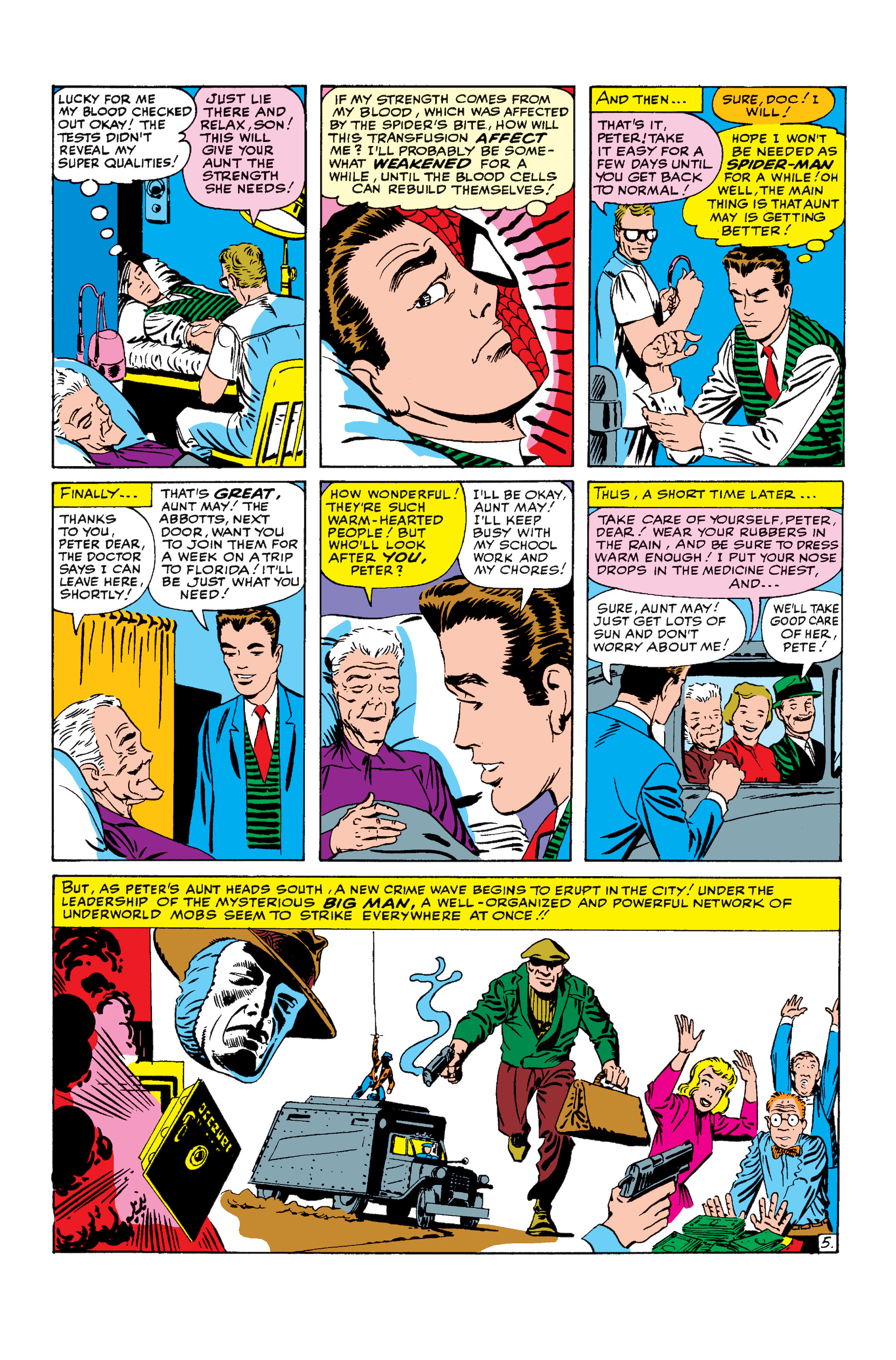 The Amazing Spider-Man (1963) 10 Page 5