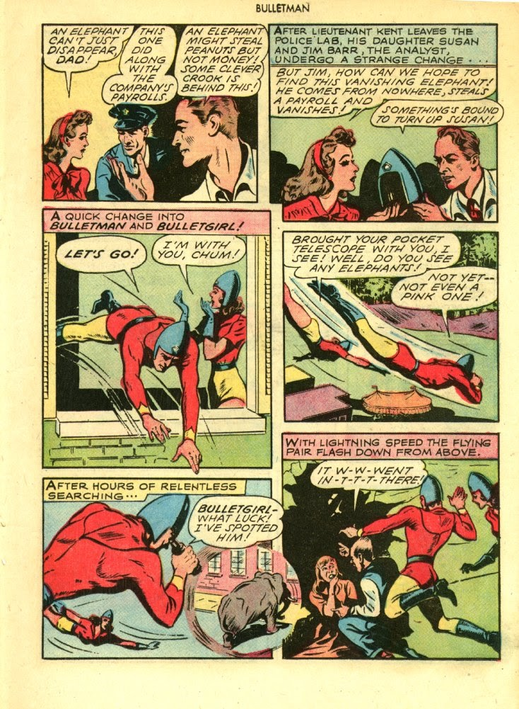 Bulletman issue 16 - Page 16