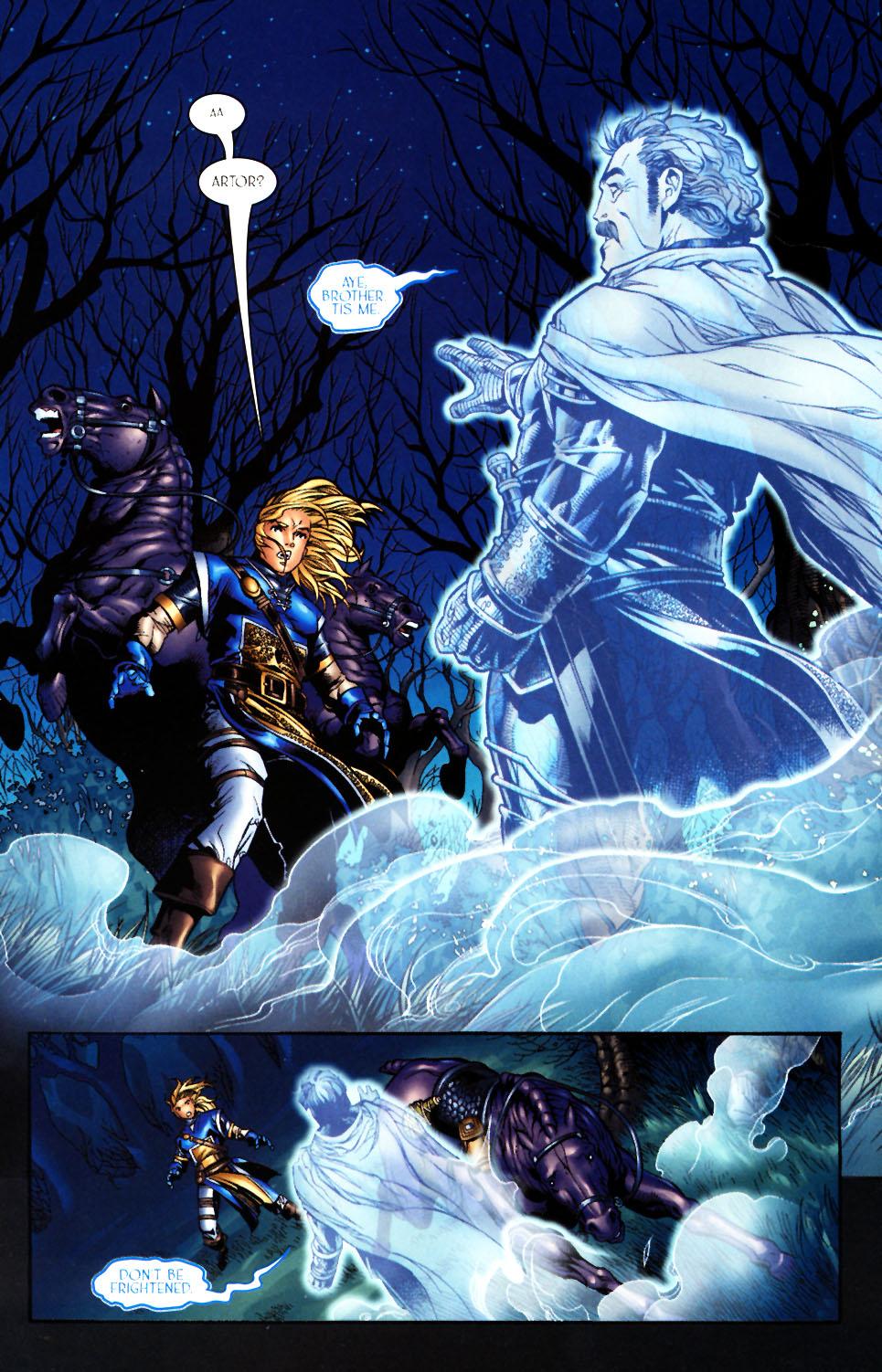 Read online Scion comic -  Issue #10 - 14