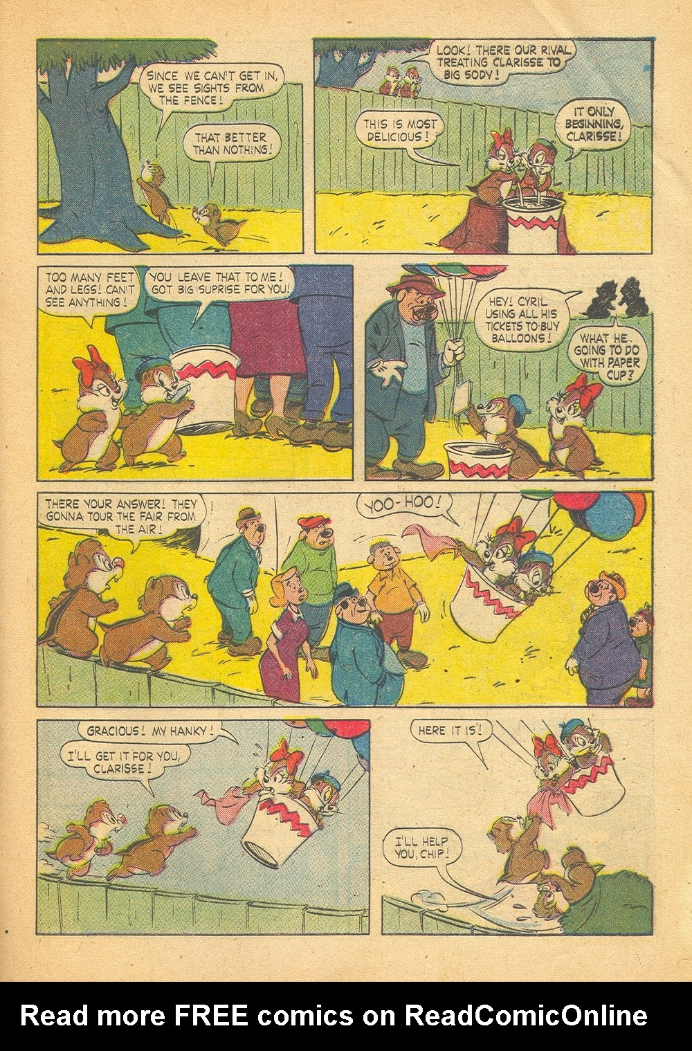 Walt Disneys Chip N Dale issue 21 - Page 29