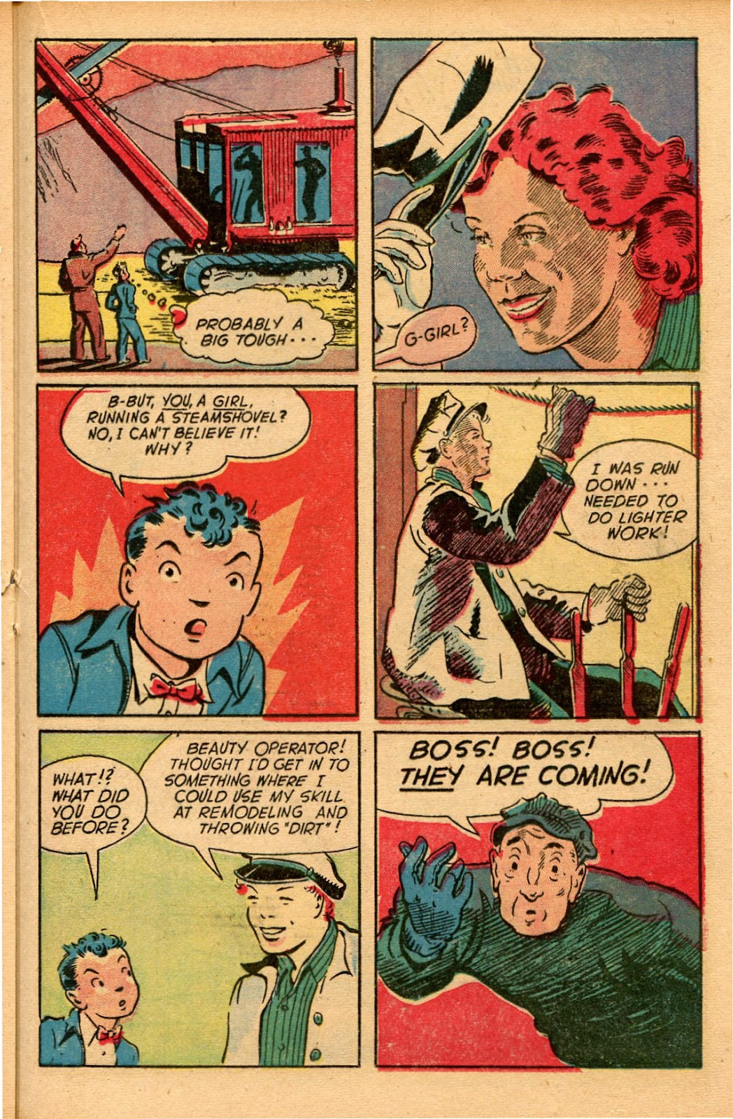 Read online Famous Funnies comic -  Issue #155 - 31
