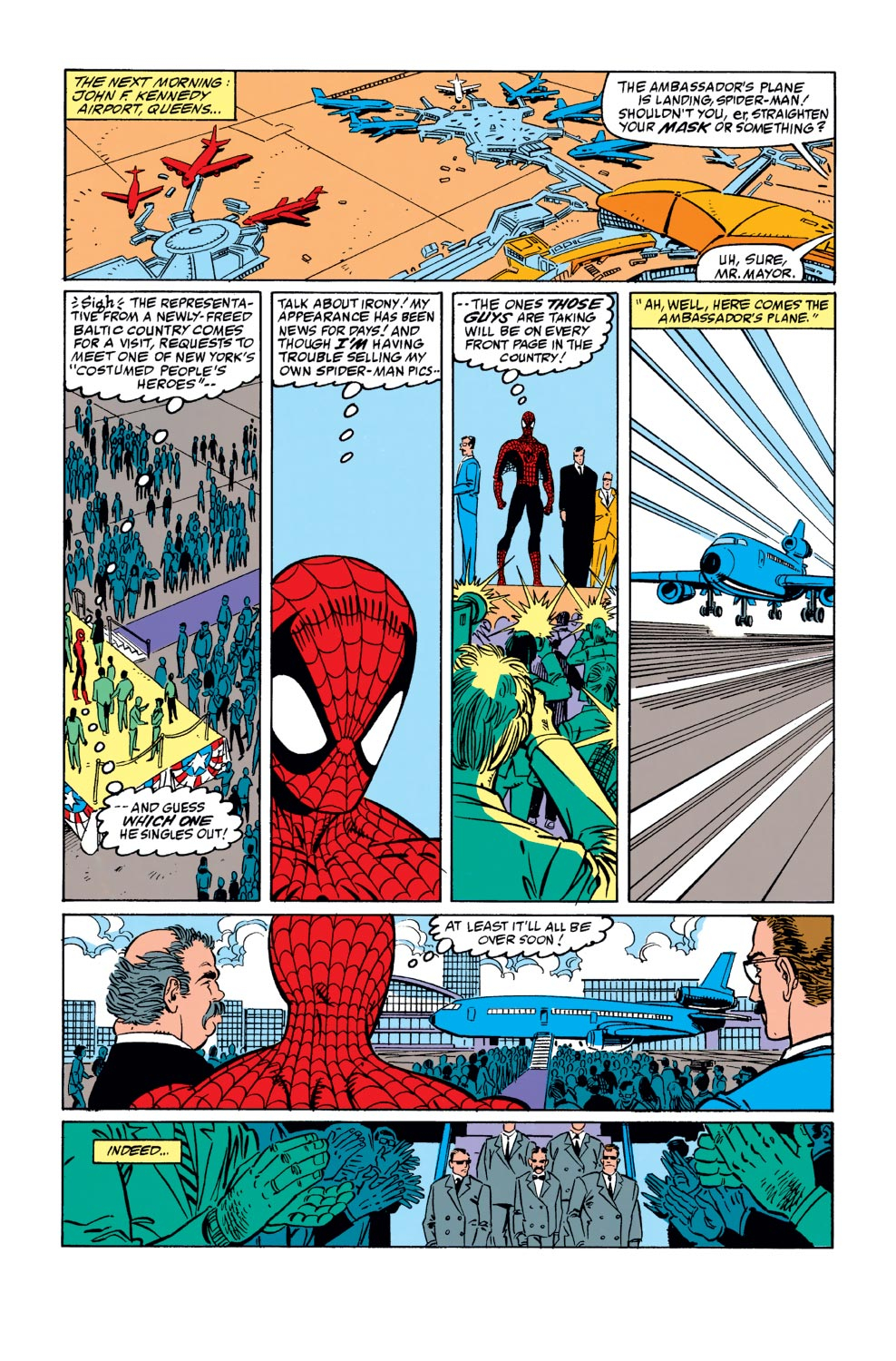 The Amazing Spider-Man (1963) 340 Page 12