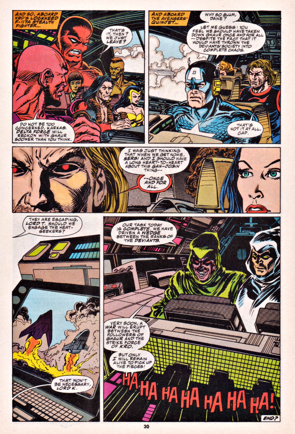 The Avengers (1963) 371 Page 21