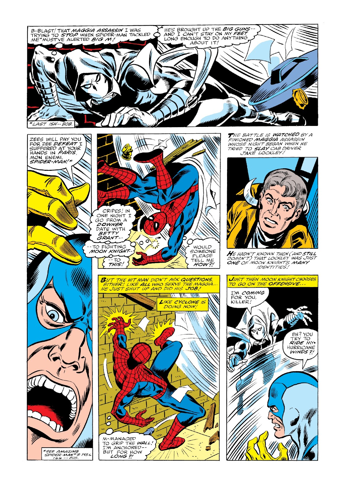 Read online Marvel Masterworks: The Spectacular Spider-Man comic -  Issue # TPB 2 (Part 2) - 37